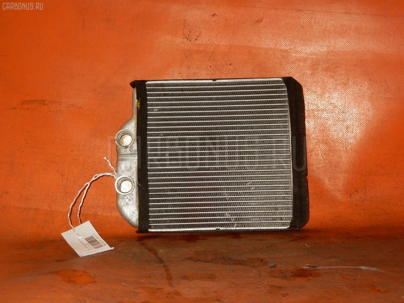 Радиатор печки TOYOTA CARINA AT211 7A-FE. Фото 10