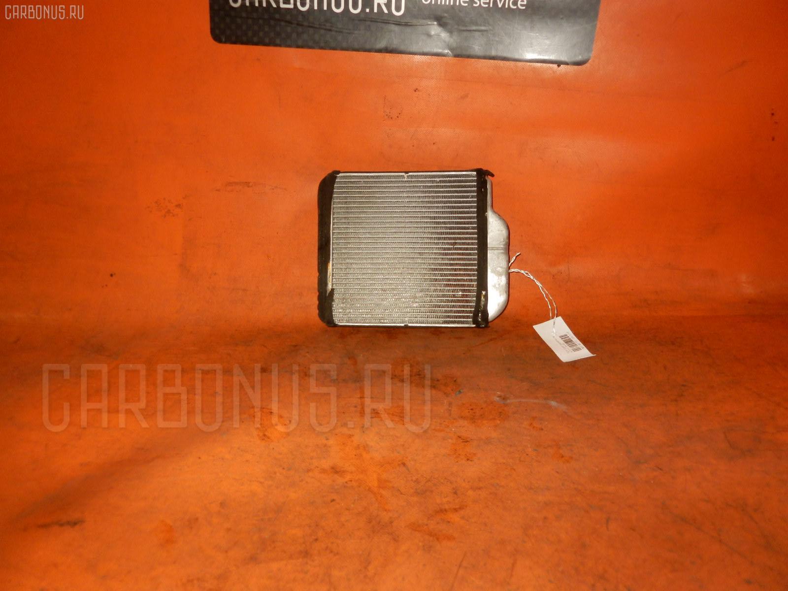 Радиатор печки TOYOTA CARINA AT211 7A-FE. Фото 9