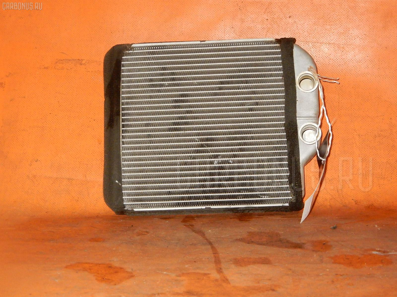 Радиатор печки TOYOTA CARINA AT192 5A-FE. Фото 5