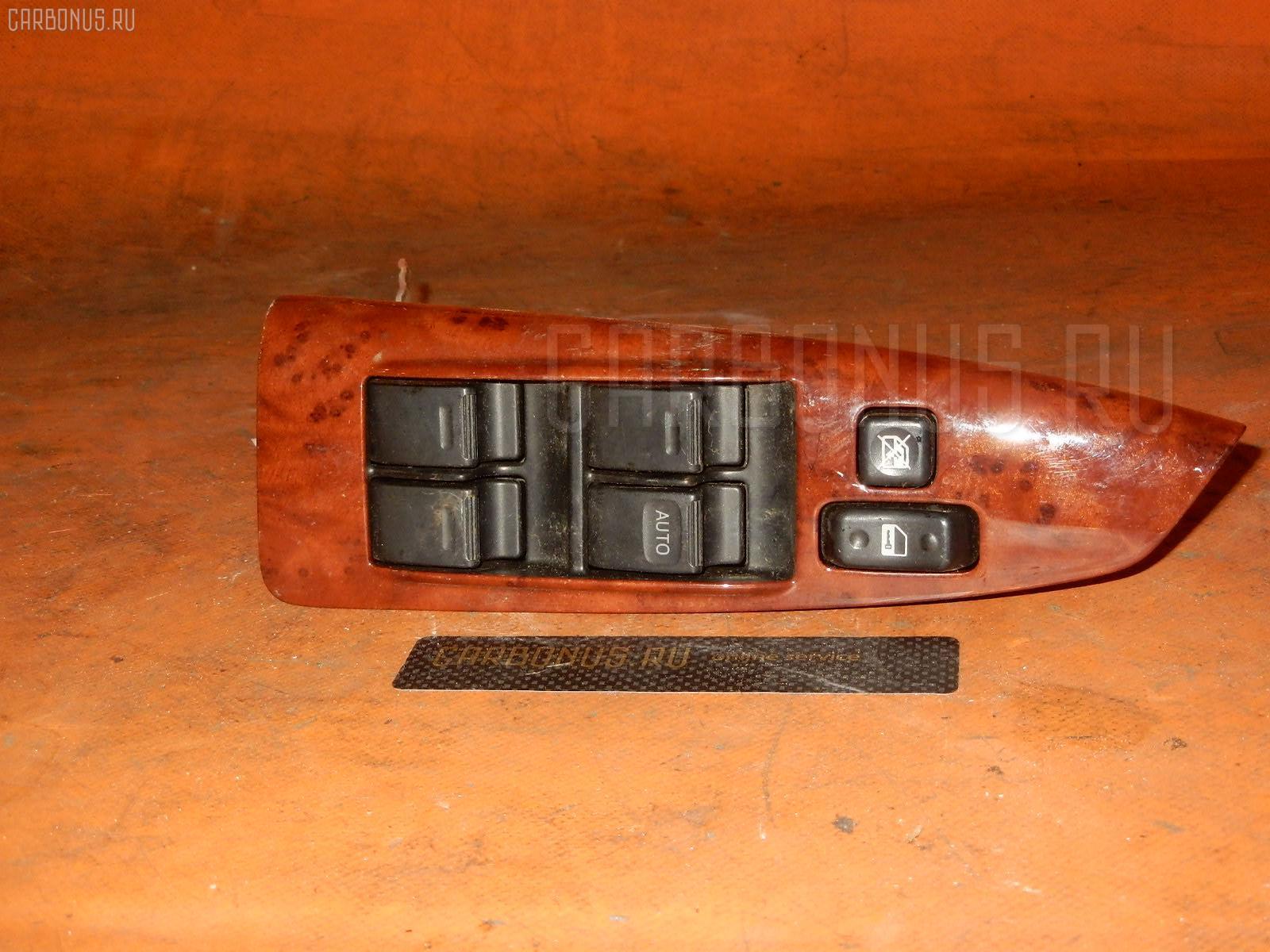 Блок упр-я стеклоподъемниками TOYOTA COROLLA SPACIO NZE121N. Фото 6