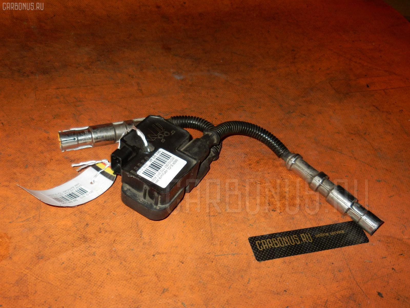 Катушка зажигания MERCEDES-BENZ E-CLASS W210.070 113.940. Фото 6