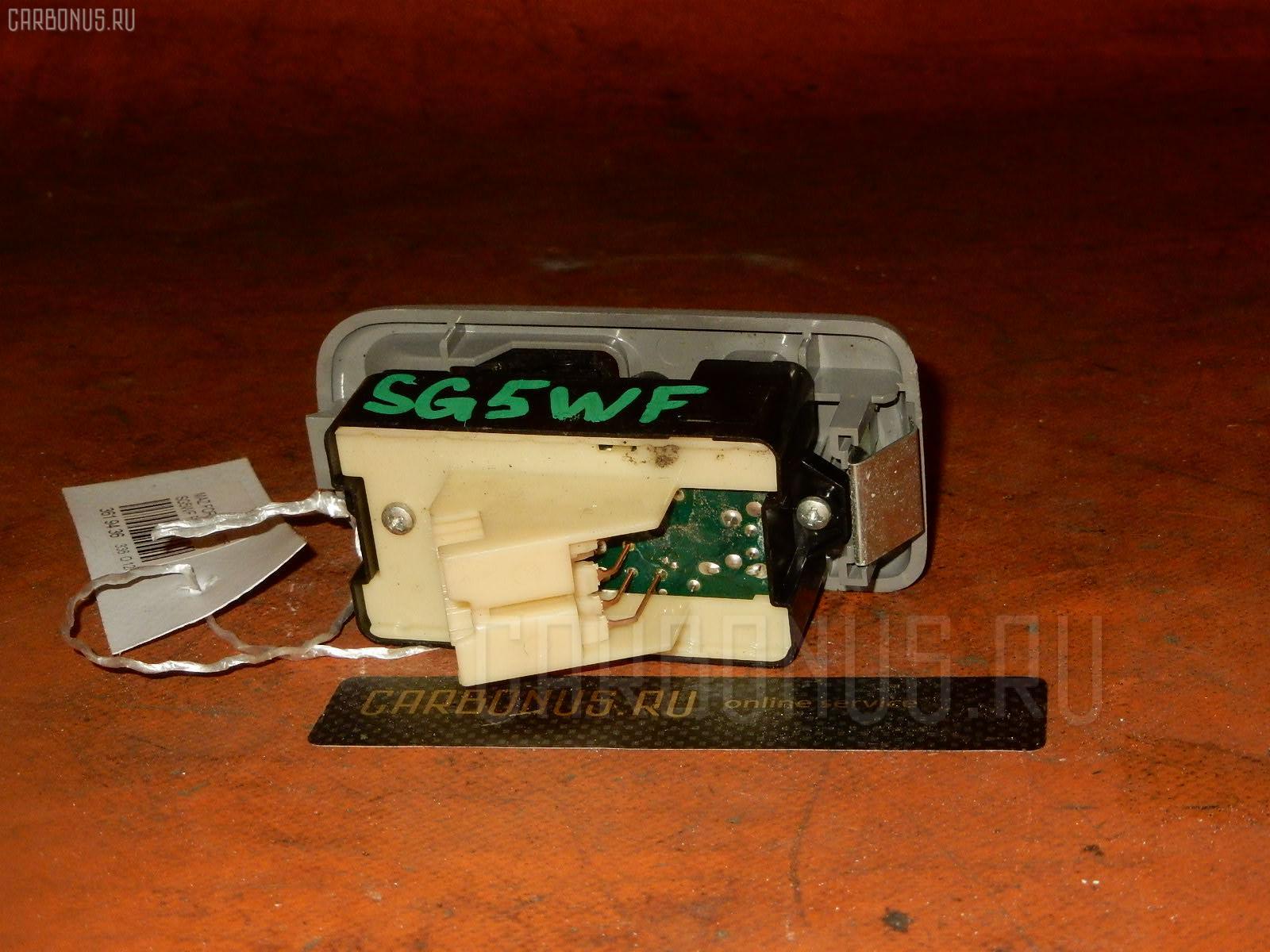 Блок упр-я стеклоподъемниками MAZDA BONGO FRIENDEE SG5W Фото 1