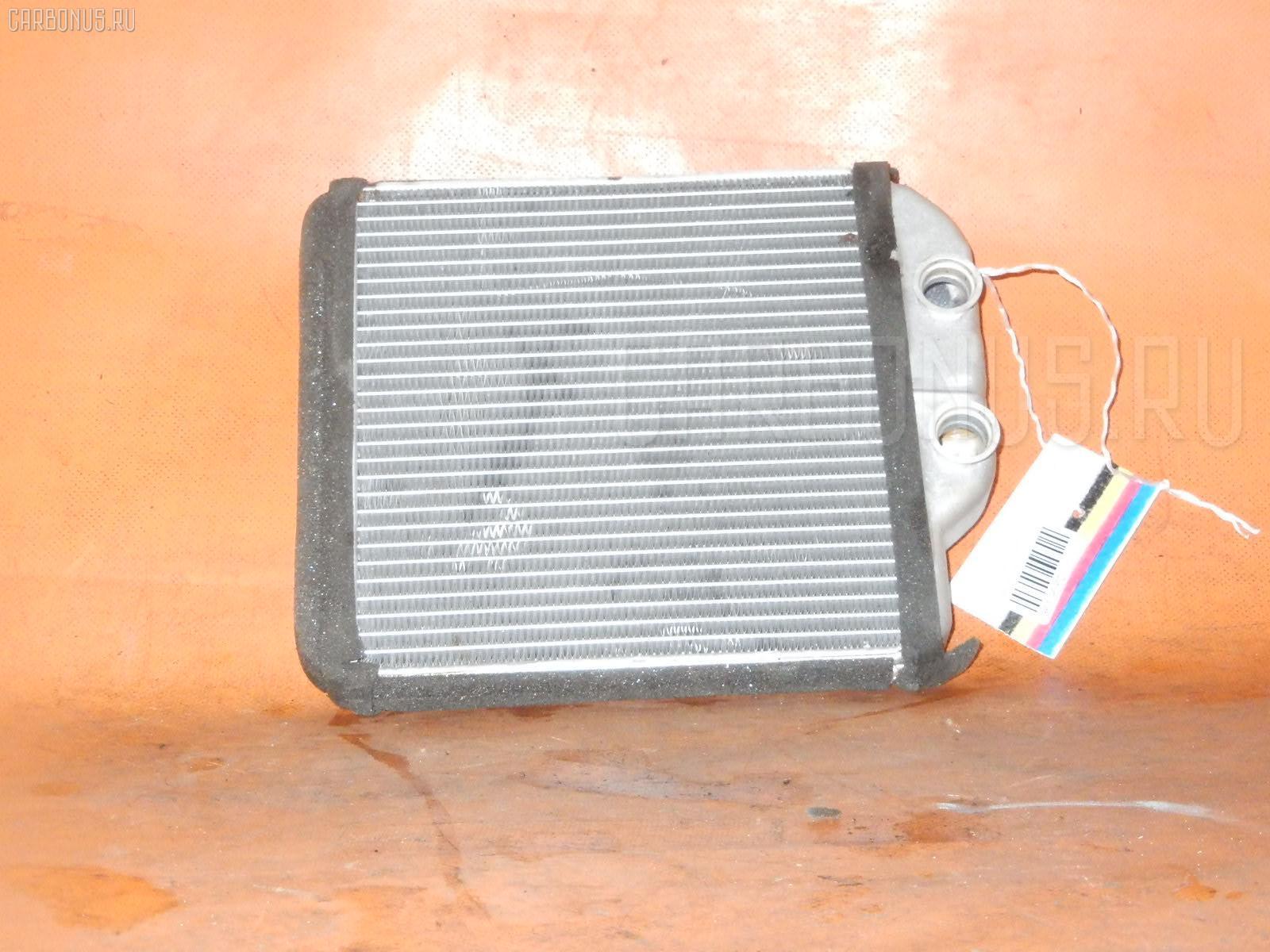 Радиатор печки TOYOTA NADIA SXN10 3S-FE. Фото 4