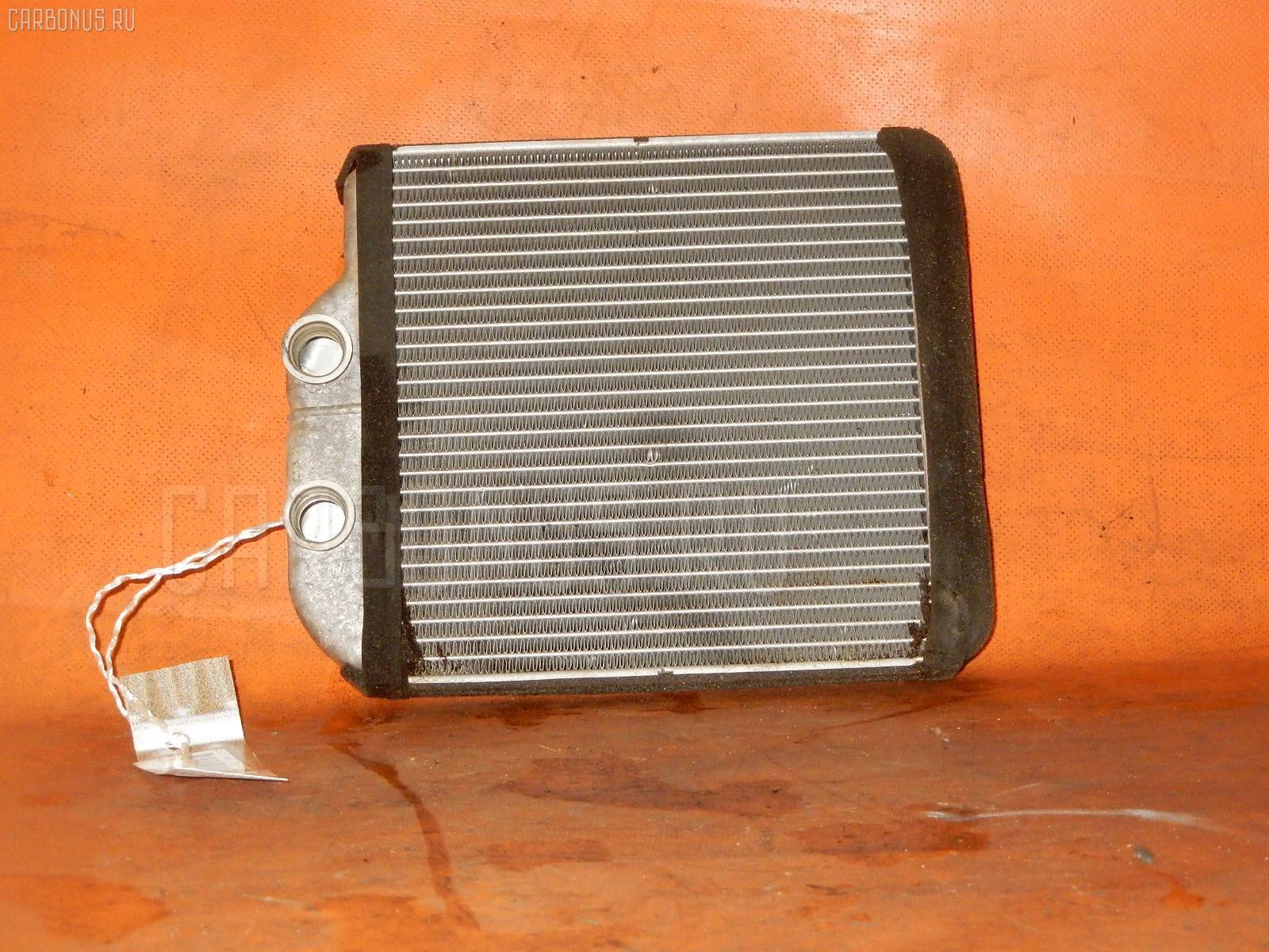 Радиатор печки TOYOTA CARINA AT211 7A-FE. Фото 11