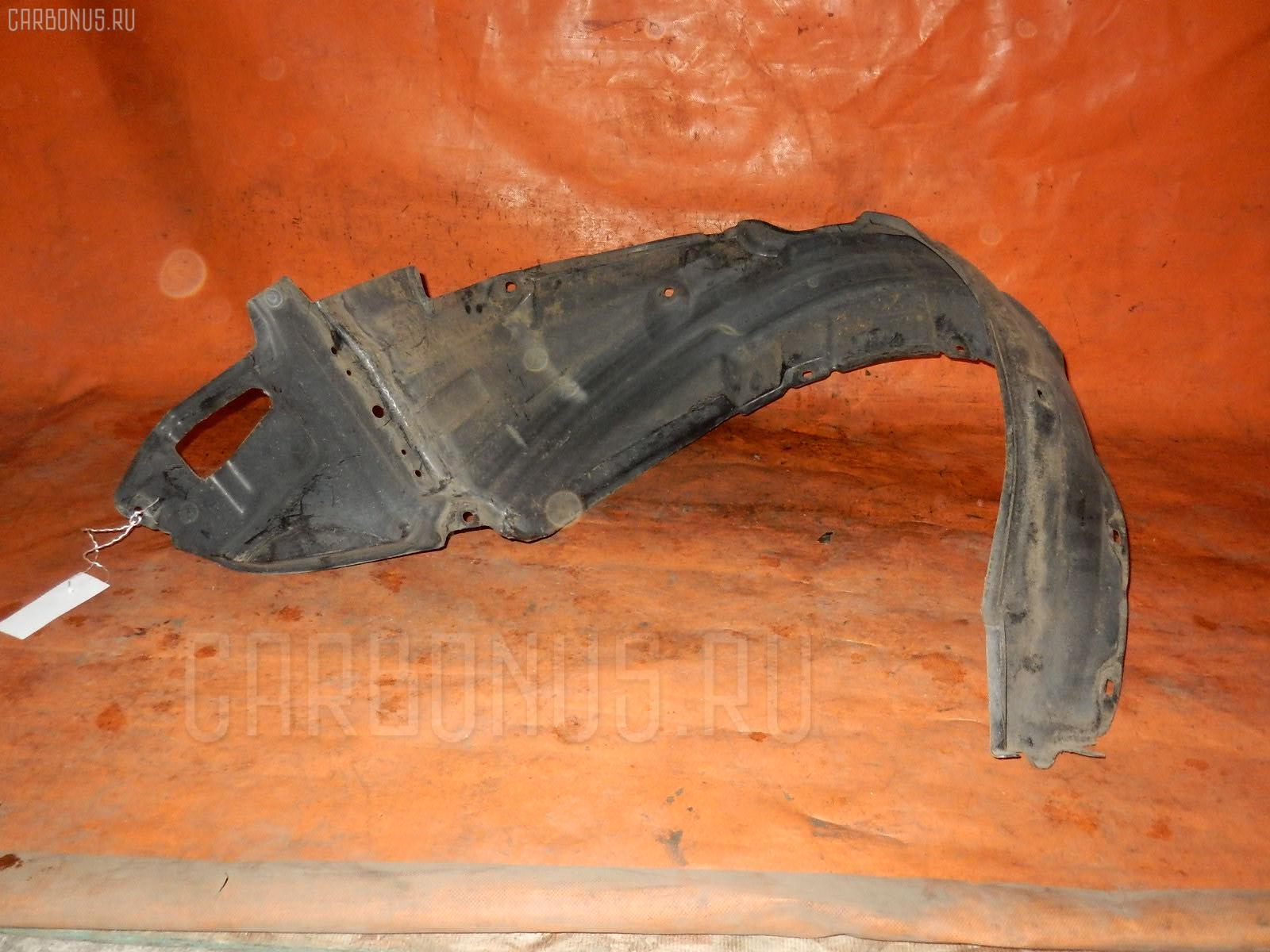 Подкрылок TOYOTA COROLLA FIELDER NZE121G 1NZ-FE. Фото 11