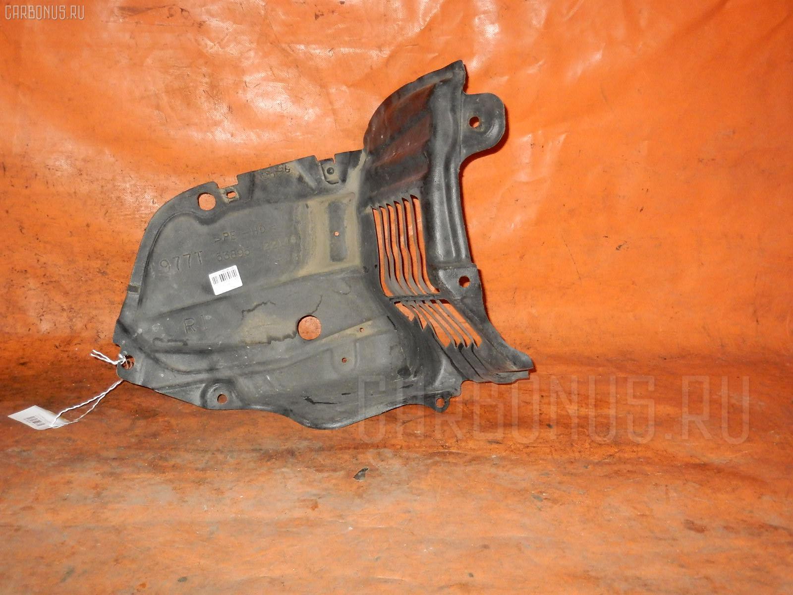 Подкрылок TOYOTA CHASER GX100 1G-FE. Фото 7