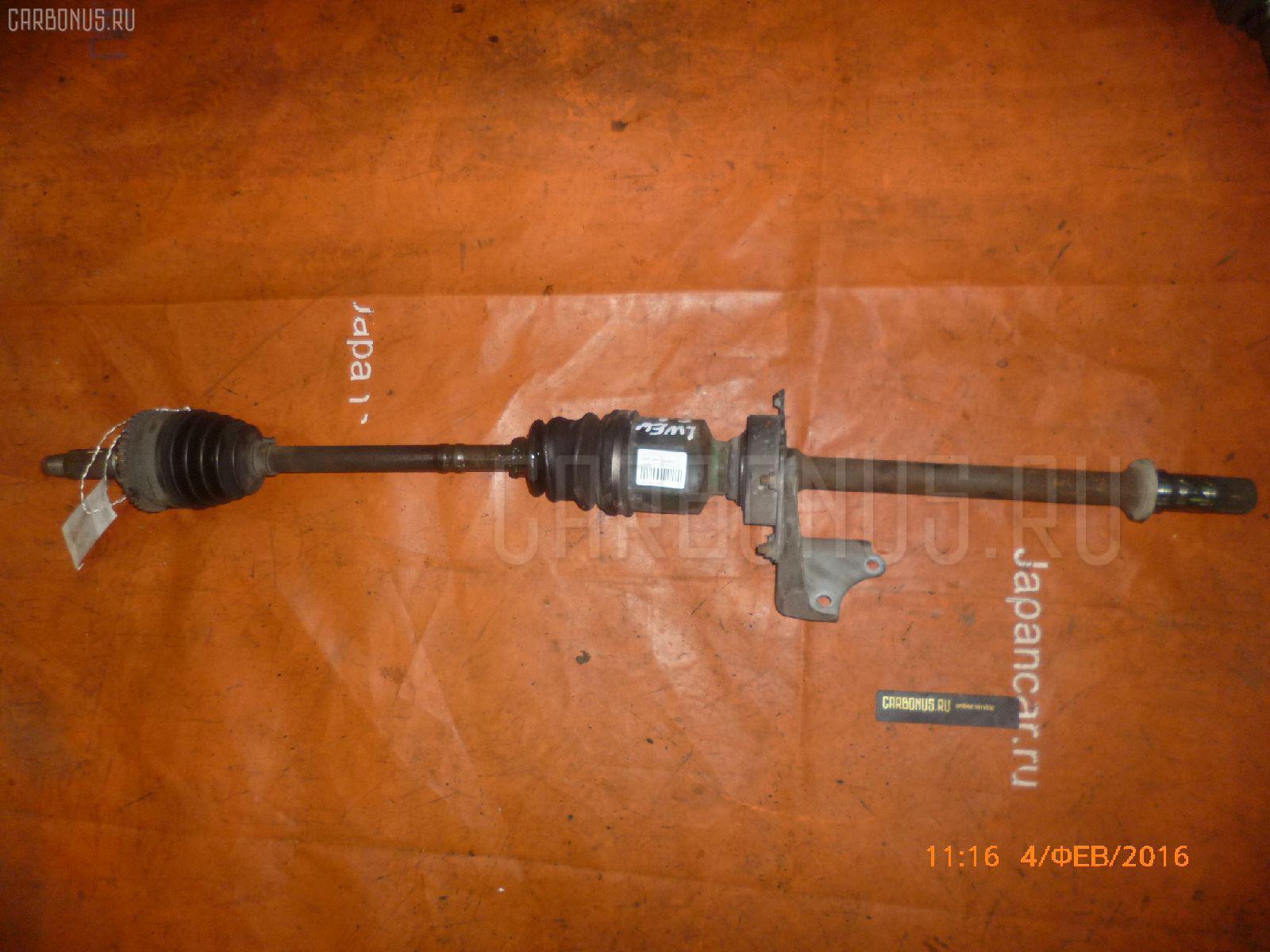 Привод MAZDA MPV LWEW FS. Фото 2