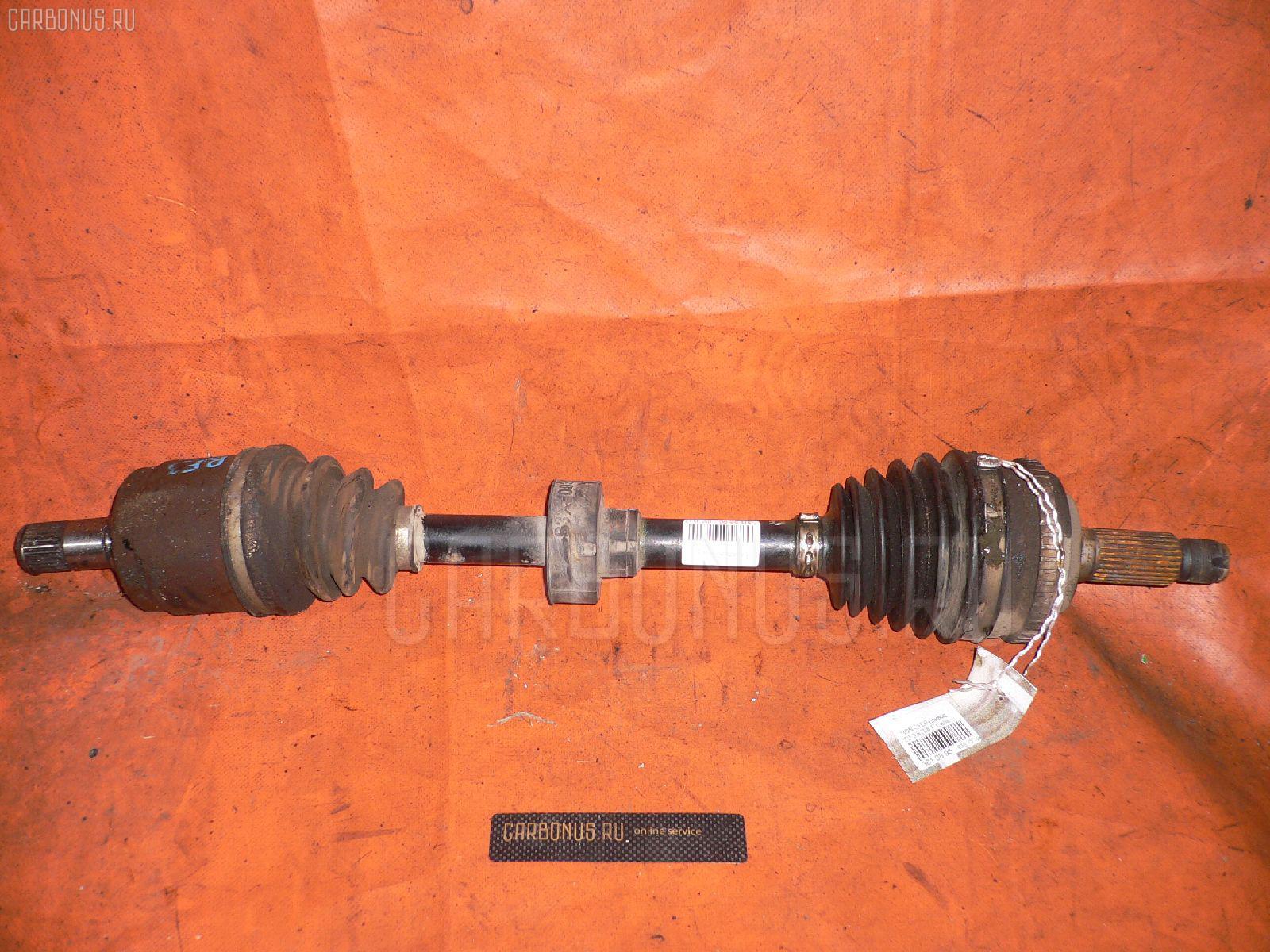 Привод HONDA STEP WGN RF3 K20A. Фото 4