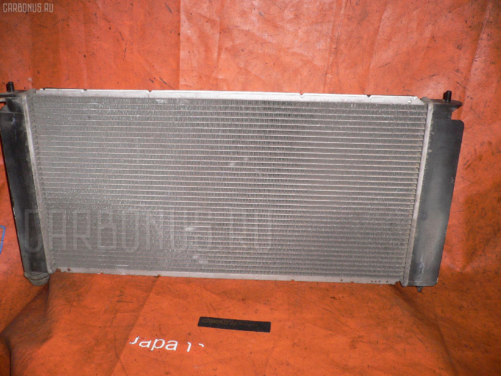 Радиатор ДВС TOYOTA MR-S ZZW30 1ZZ-FE. Фото 2