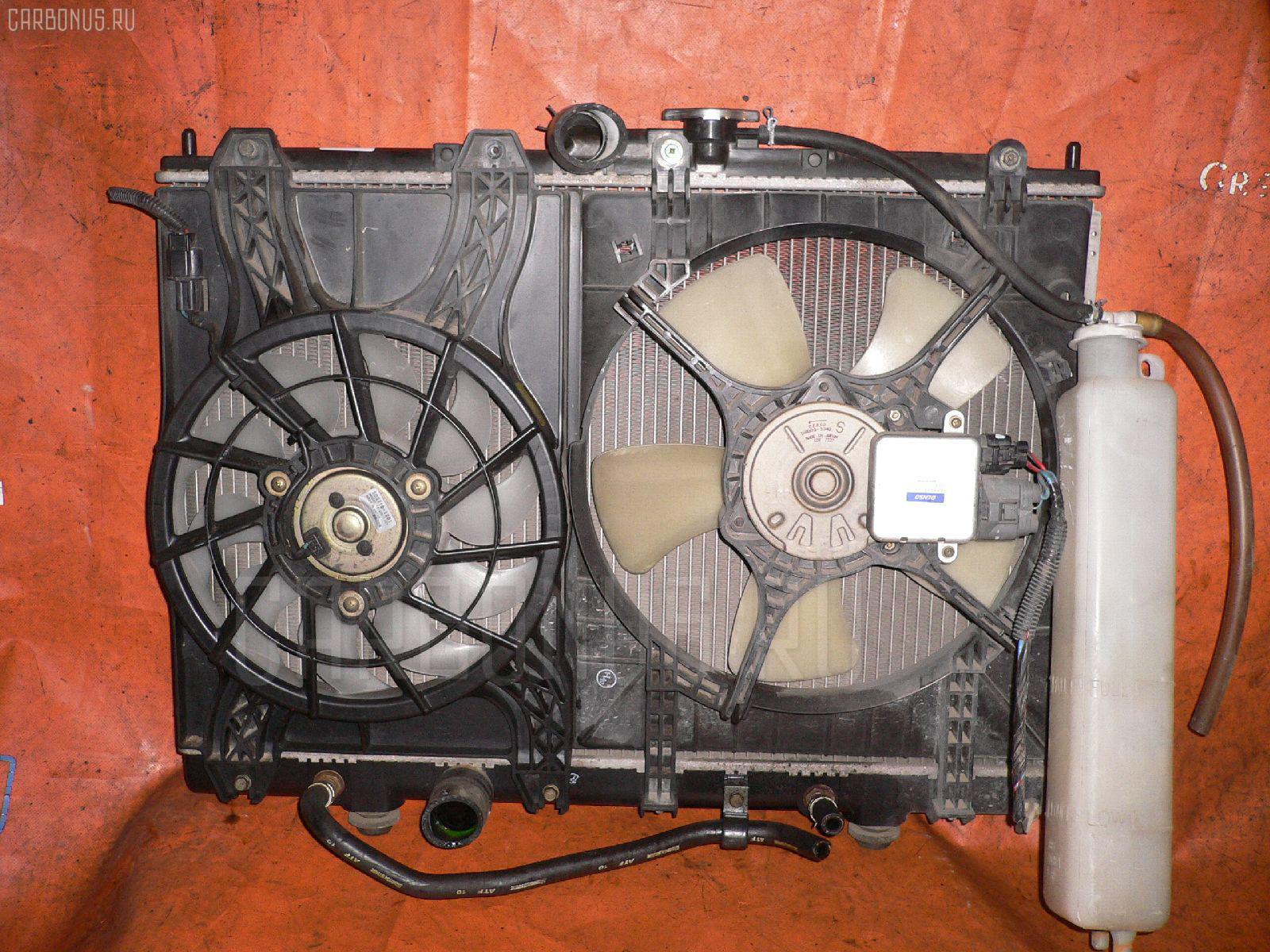 Радиатор ДВС MITSUBISHI PAJERO IO H66W 4G93. Фото 9