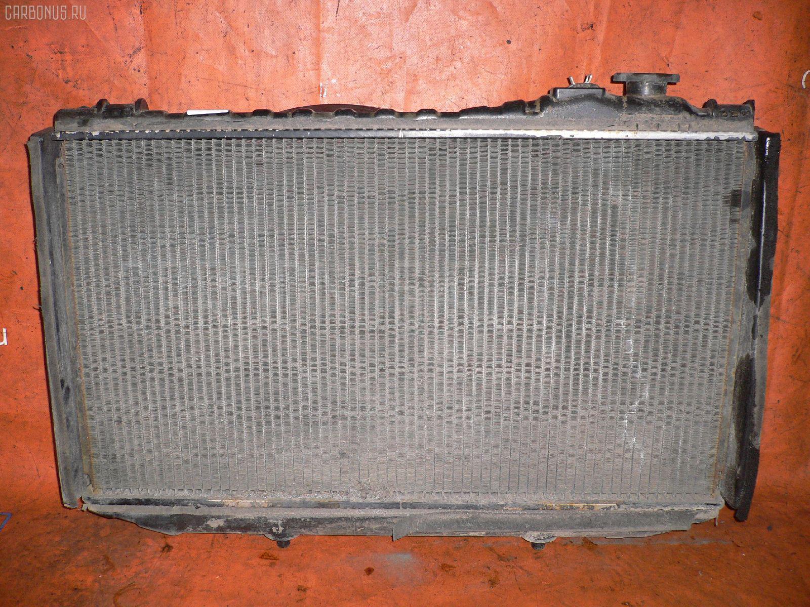 Радиатор ДВС TOYOTA MARK II WAGON GX70G 1G-FE. Фото 1