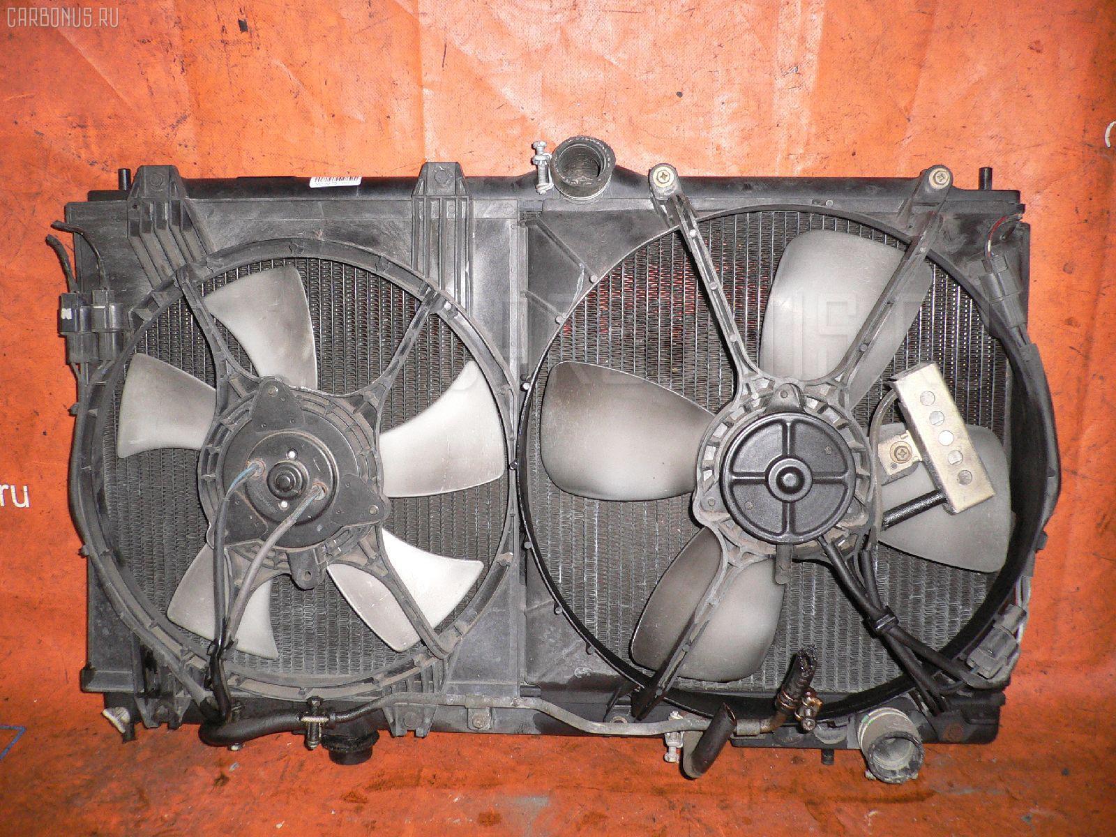 Радиатор ДВС MITSUBISHI GTO Z16A 6G72 Фото 2