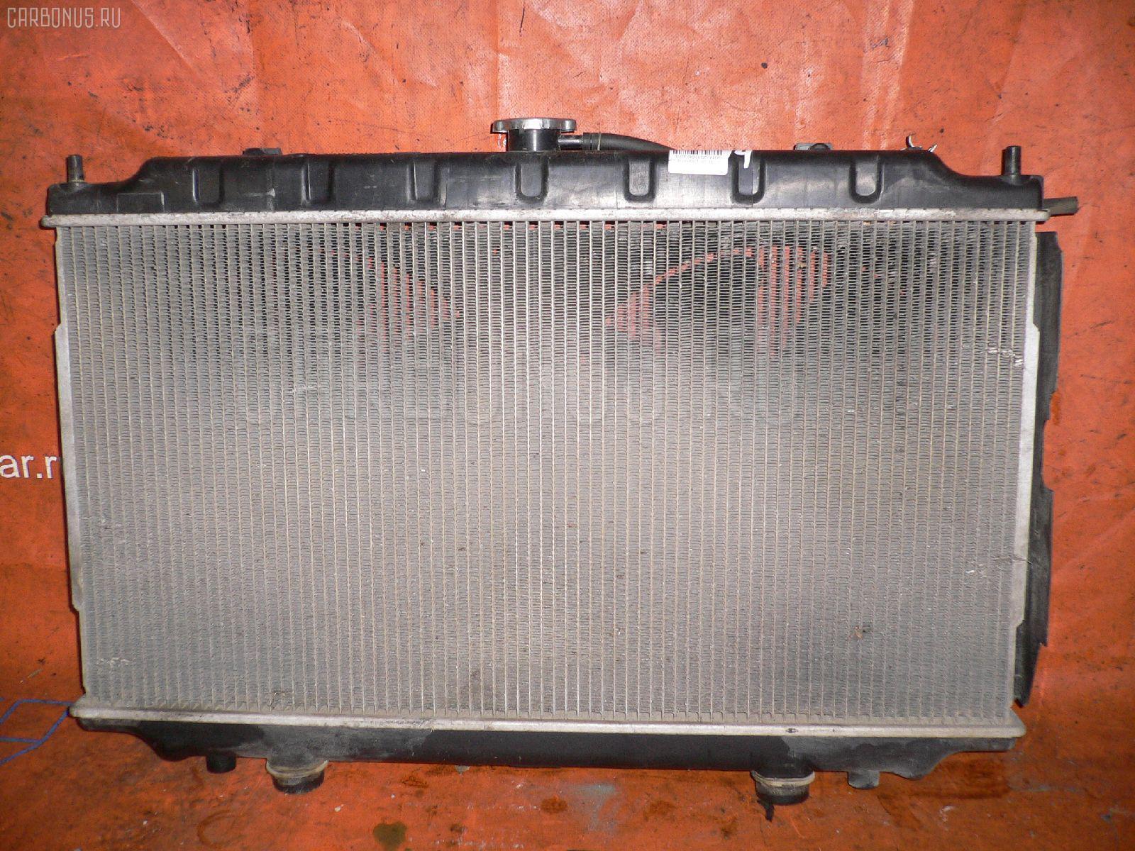 Радиатор ДВС NISSAN BLUEBIRD QU14 QG18DD. Фото 8