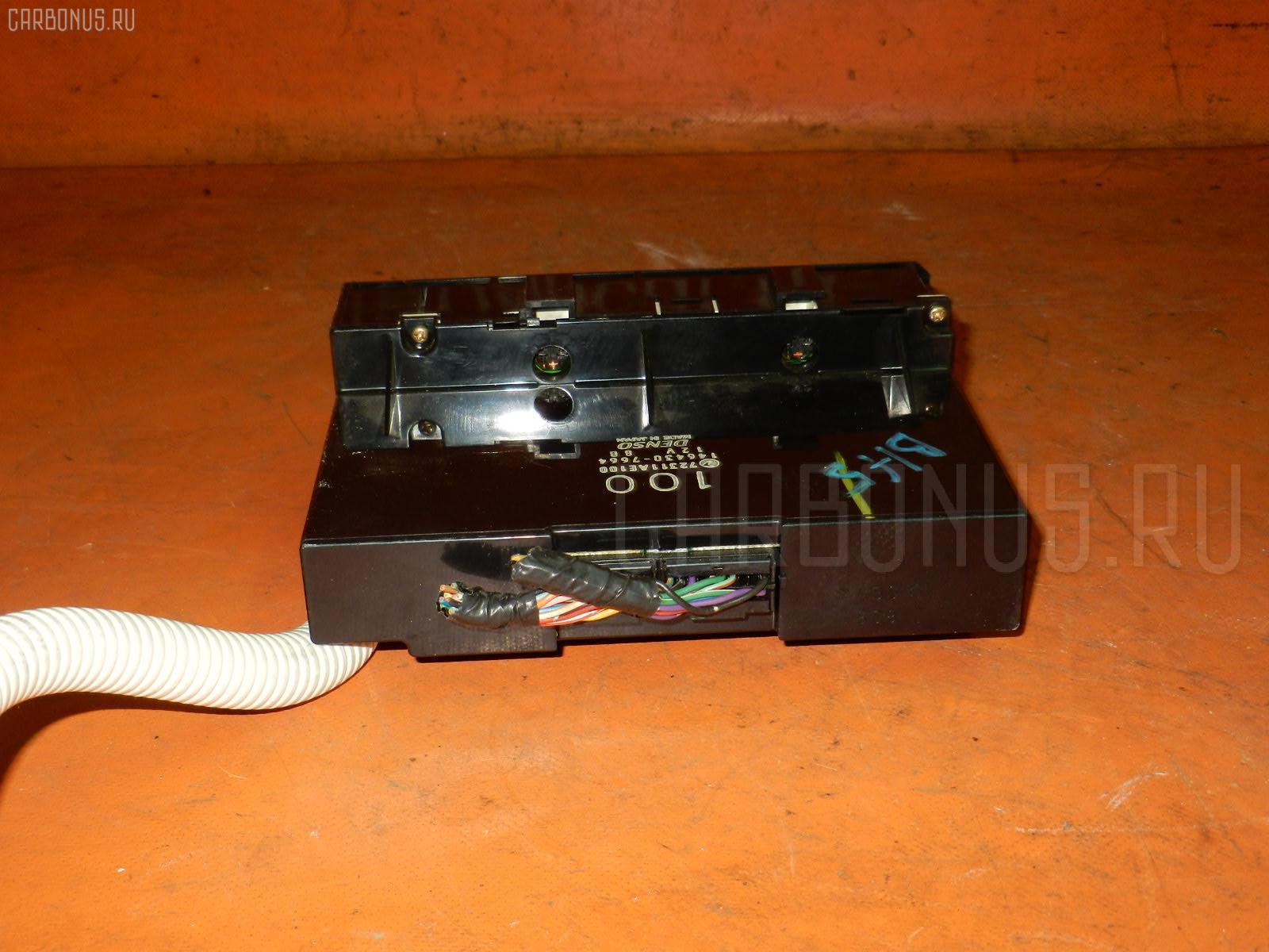 Блок управления климатконтроля SUBARU LEGACY WAGON BH5 EJ20 Фото 1