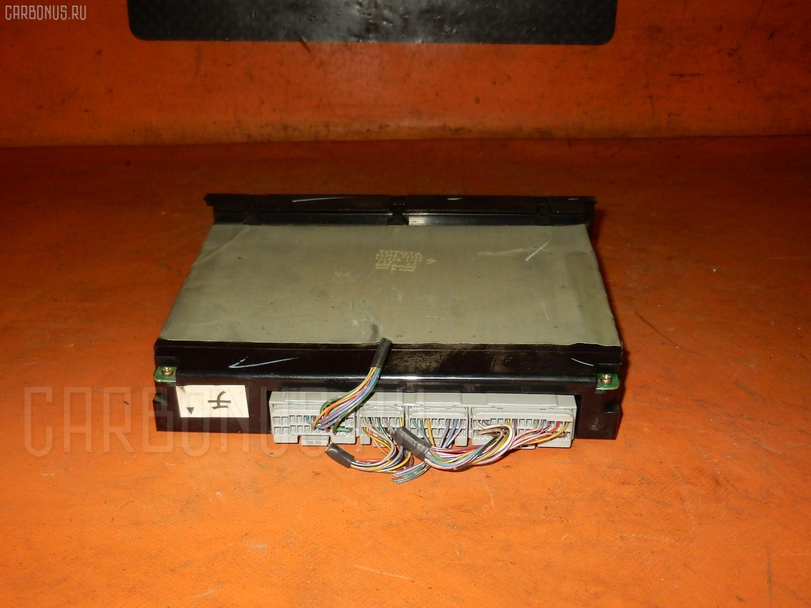 Блок управления климатконтроля TOYOTA CROWN GS141 1G-FE. Фото 1