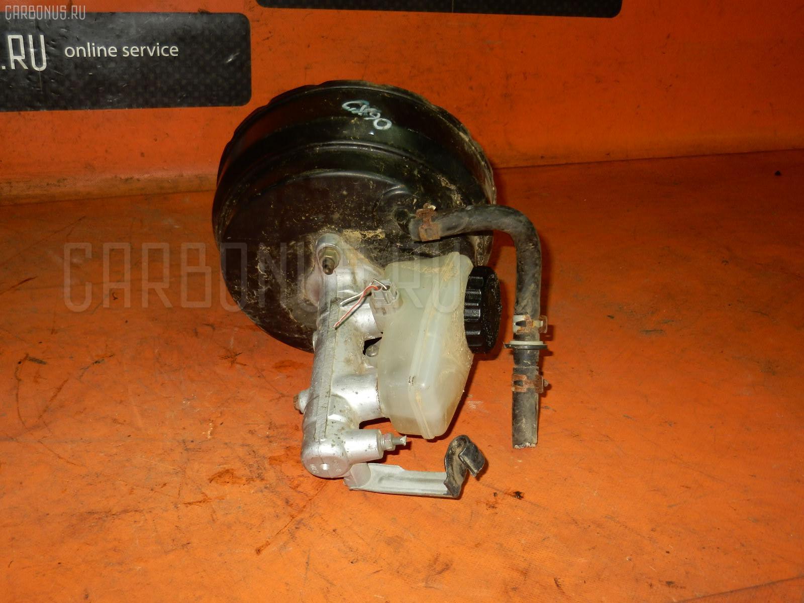 Главный тормозной цилиндр TOYOTA CHASER GX90 1G-FE. Фото 9