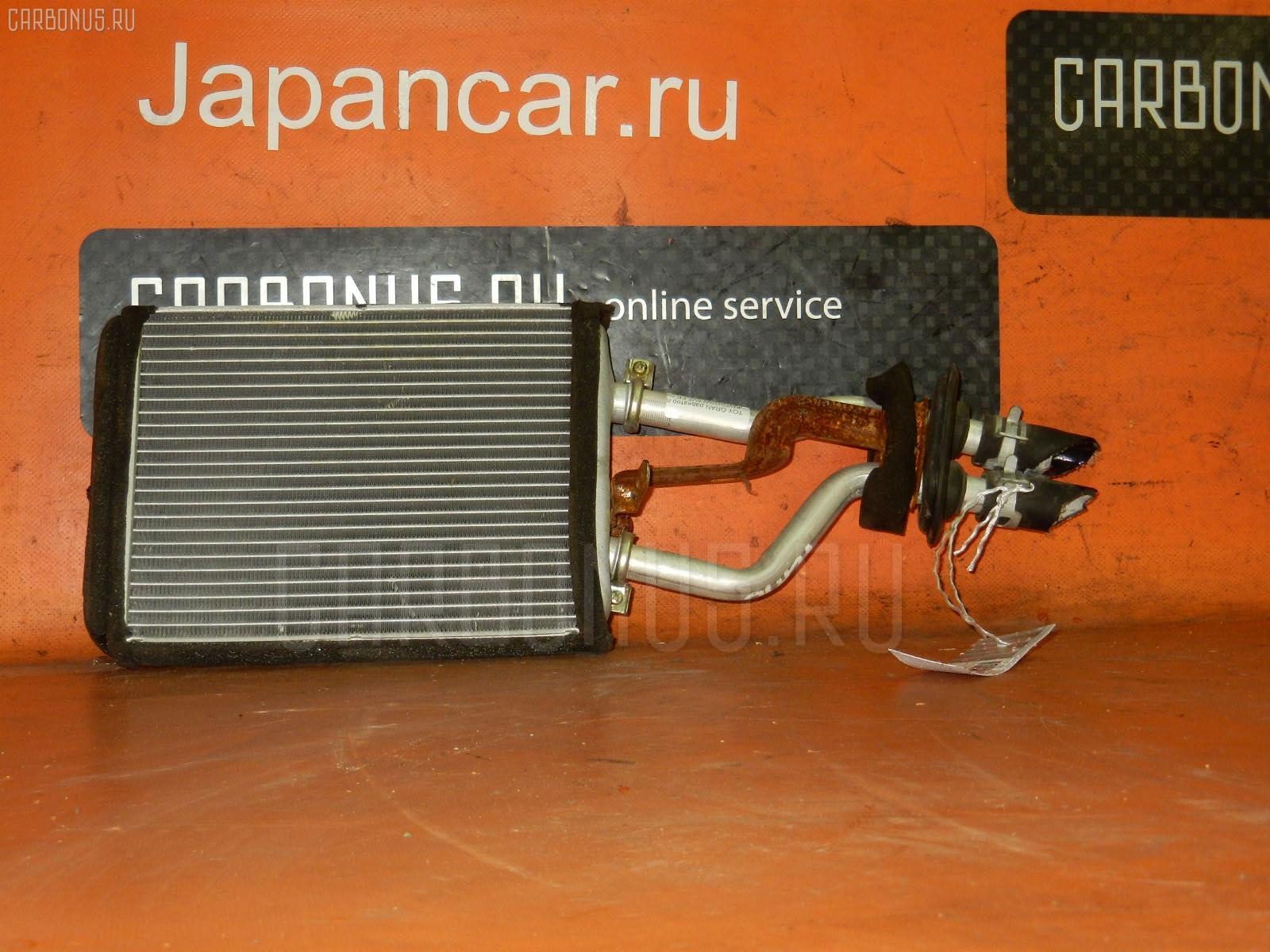 Радиатор печки TOYOTA GRAND HIACE VCH10W 5VZ-FE Фото 1
