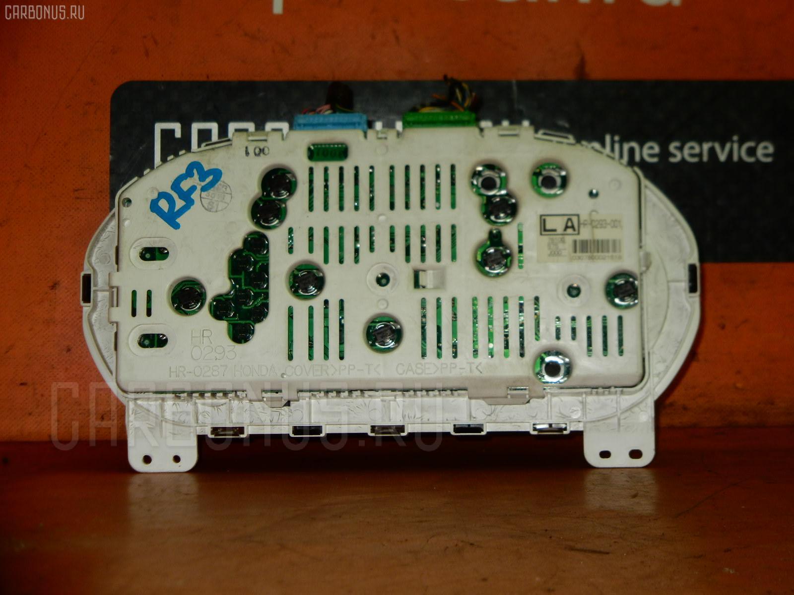Спидометр HONDA STEPWGN RF3 K20A. Фото 6