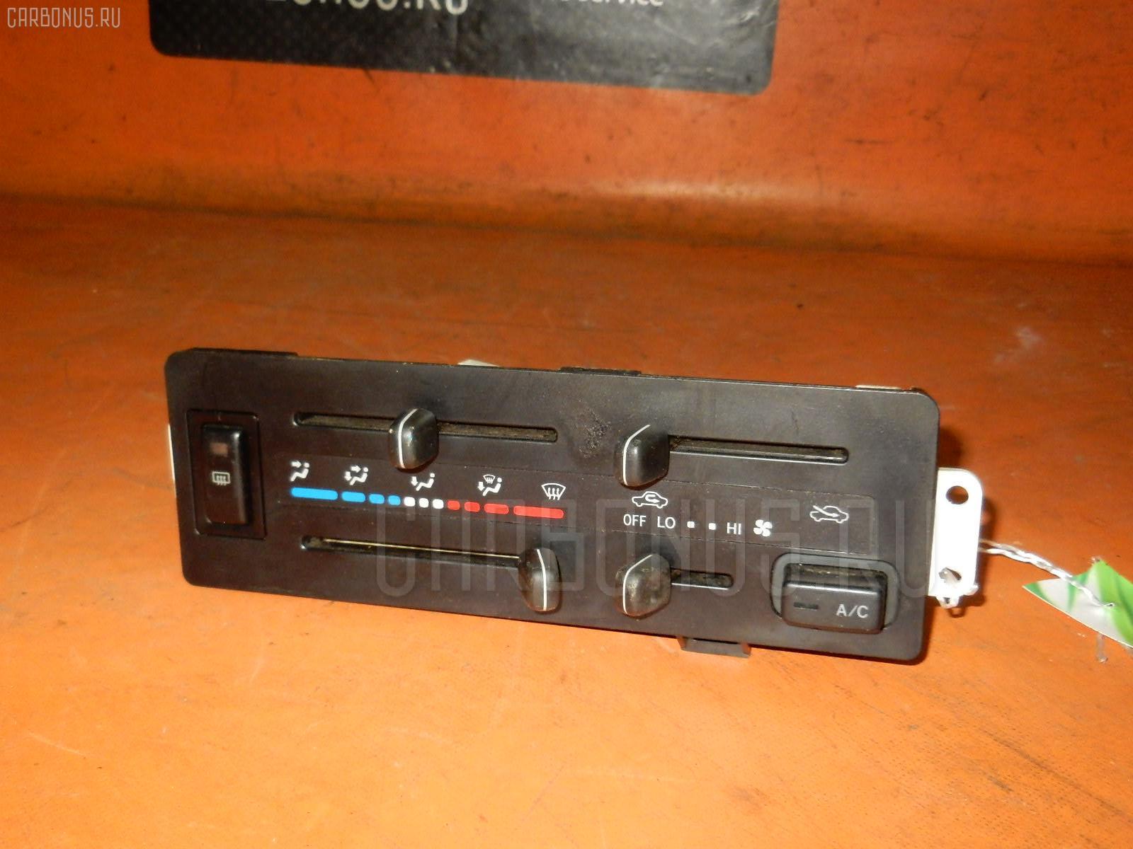 Блок управления климатконтроля TOYOTA LITE ACE KR42V 7K. Фото 2