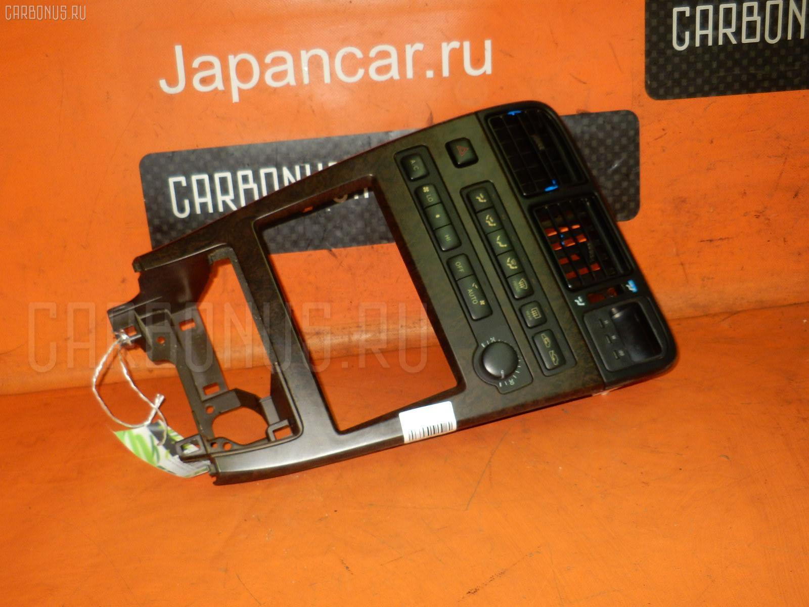 Консоль магнитофона TOYOTA CHASER GX90. Фото 5