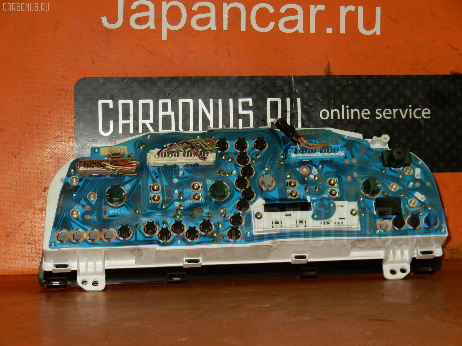 Спидометр TOYOTA CARINA AT211 7A-FE. Фото 9