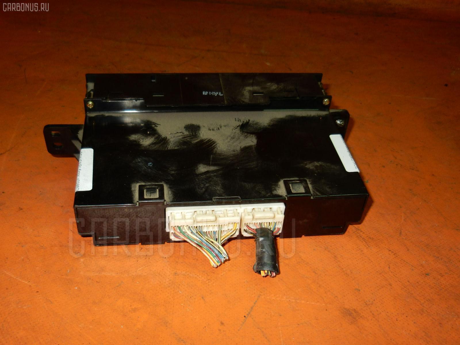 Блок управления климатконтроля TOYOTA CARINA AT211 7A-FE. Фото 6