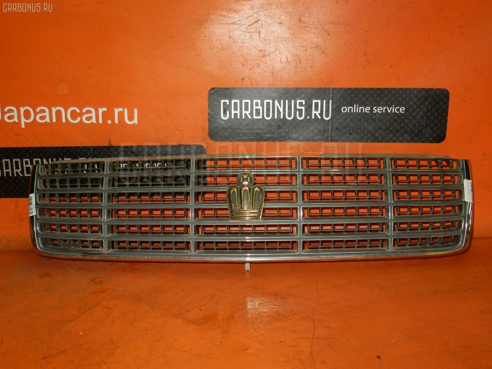 Решетка радиатора TOYOTA CROWN GS141. Фото 4
