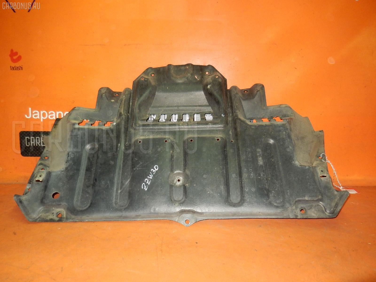 Защита двигателя TOYOTA MR-S ZZW30 1ZZ-FE Фото 1