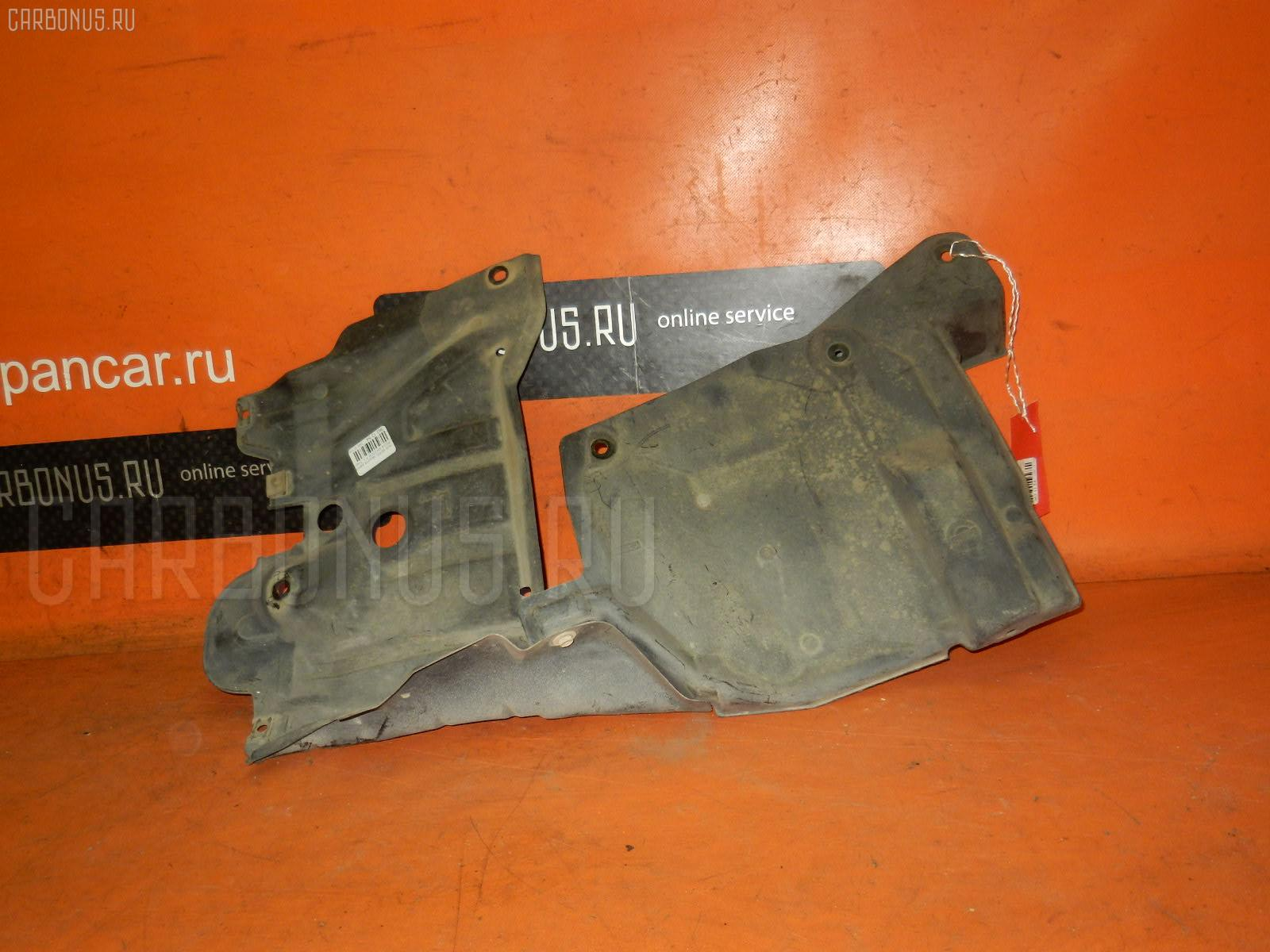 Защита двигателя NISSAN SERENA PC24 SR20DE. Фото 5