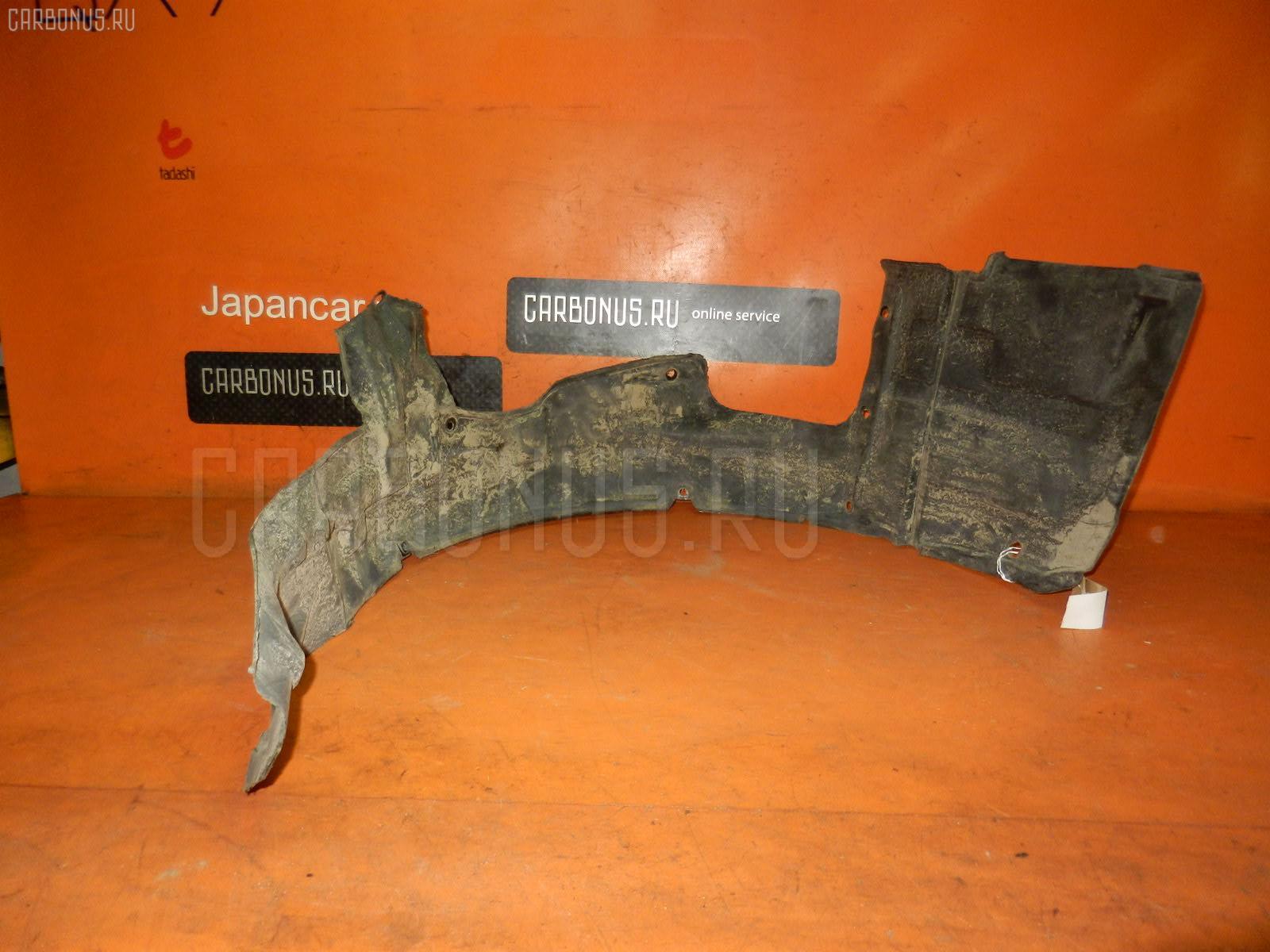 Подкрылок MITSUBISHI DIAMANTE F31A 6G73. Фото 4