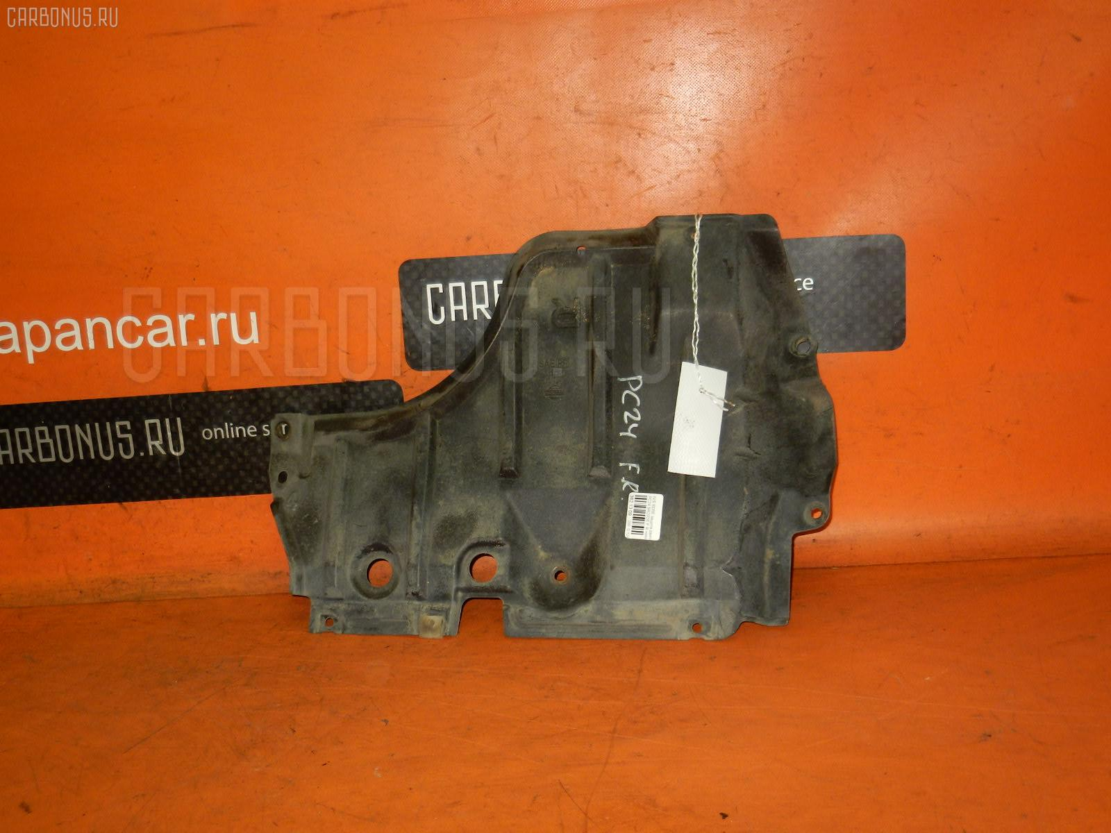 Защита двигателя NISSAN SERENA PC24 SR20DE. Фото 4