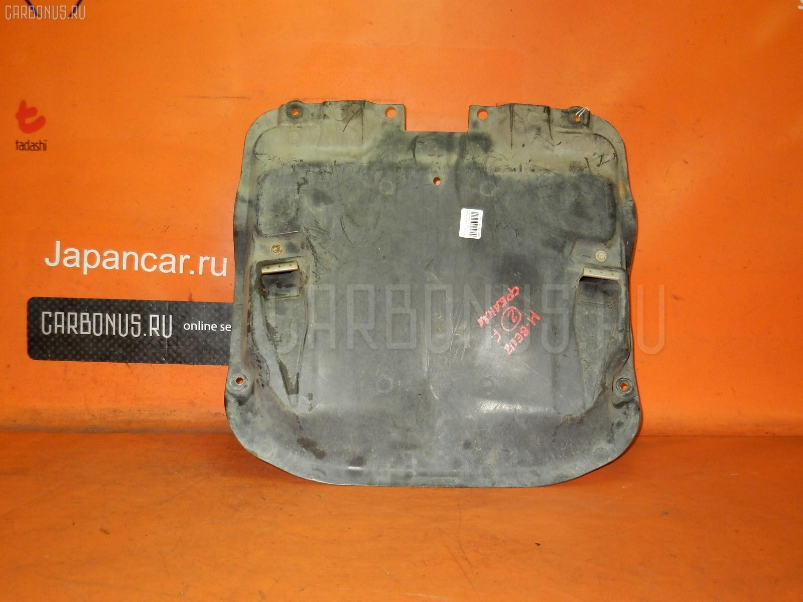 Защита двигателя Mercedes-benz S-class W220.065 112.944 Фото 1
