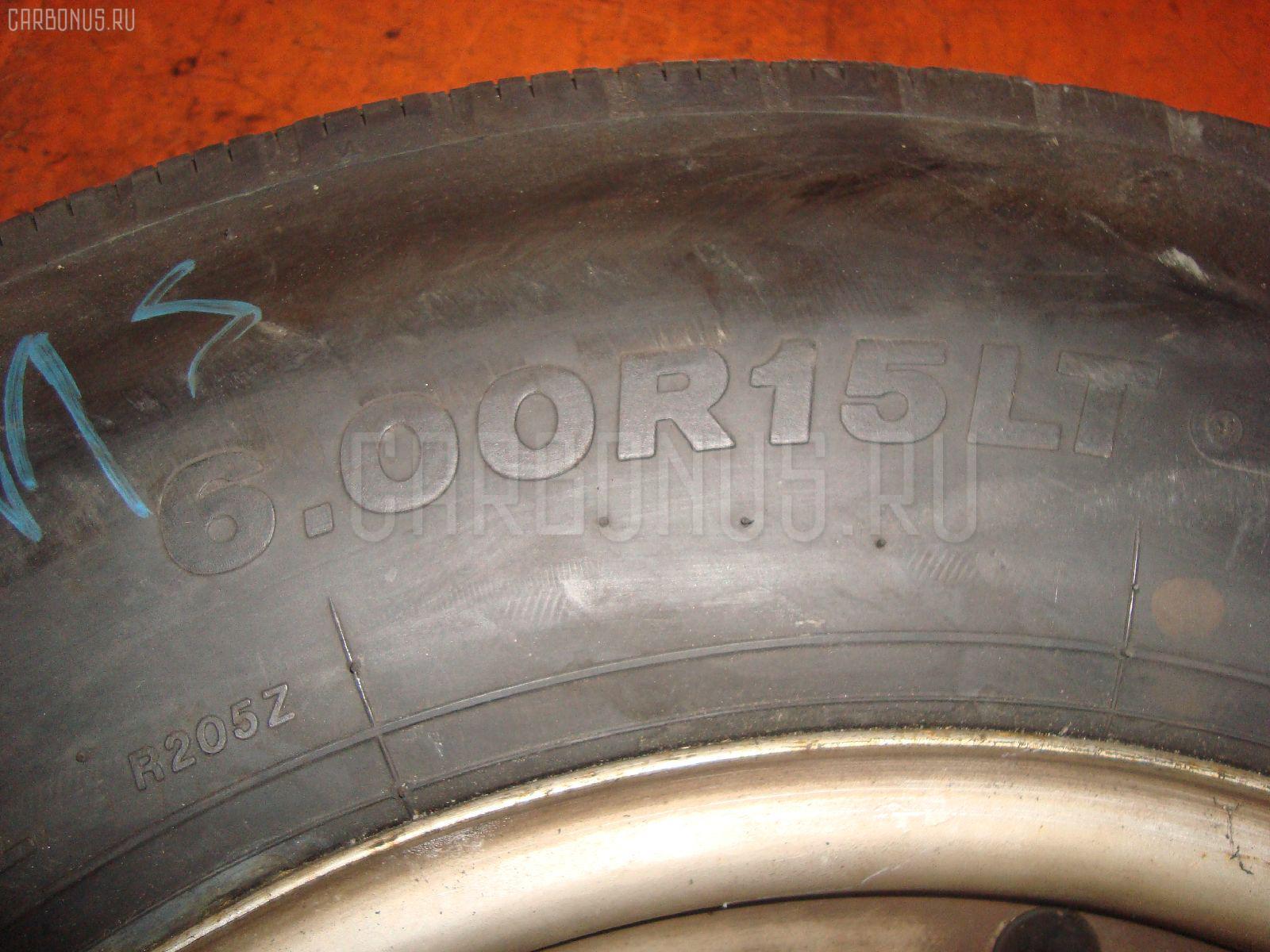 Автошина грузовая летняя Bridgeston R205 6.00R15LT BRIDGESTONE Фото 1