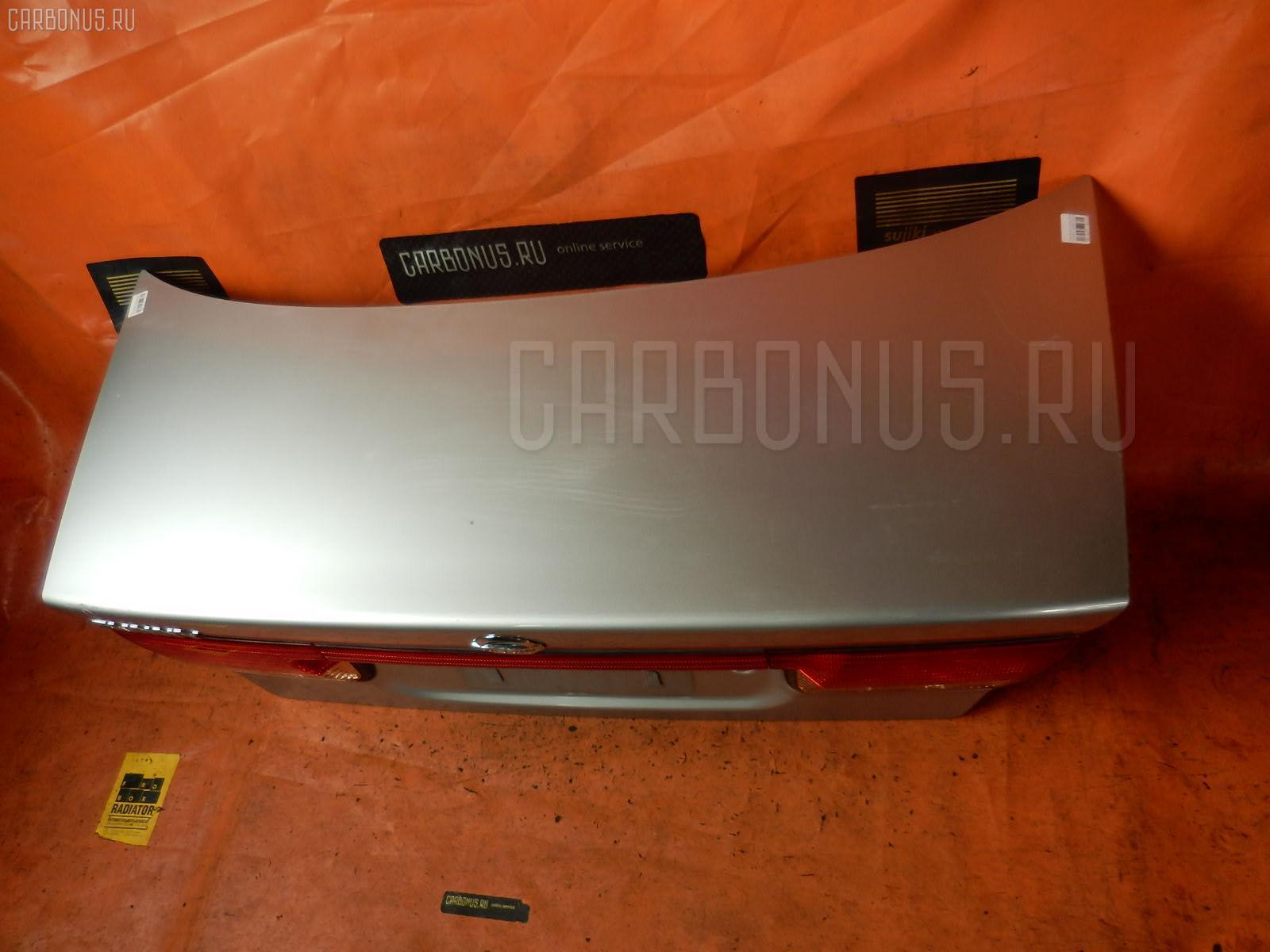 Крышка багажника NISSAN SUNNY FB15. Фото 5