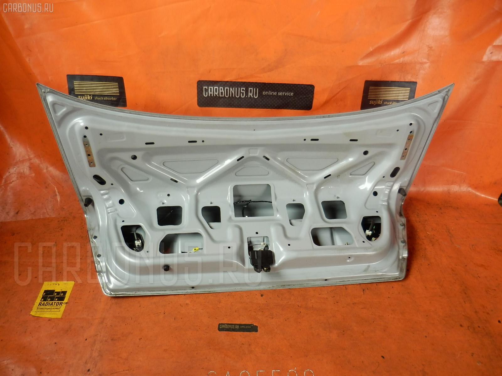 Крышка багажника NISSAN SUNNY FB15. Фото 4