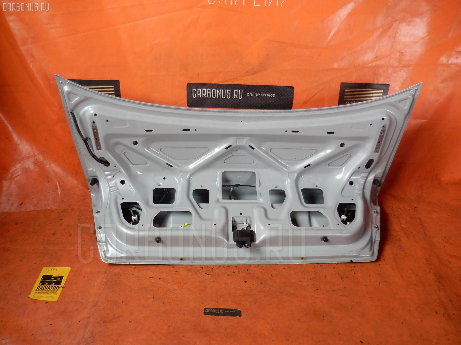 Крышка багажника NISSAN SUNNY FB15. Фото 7