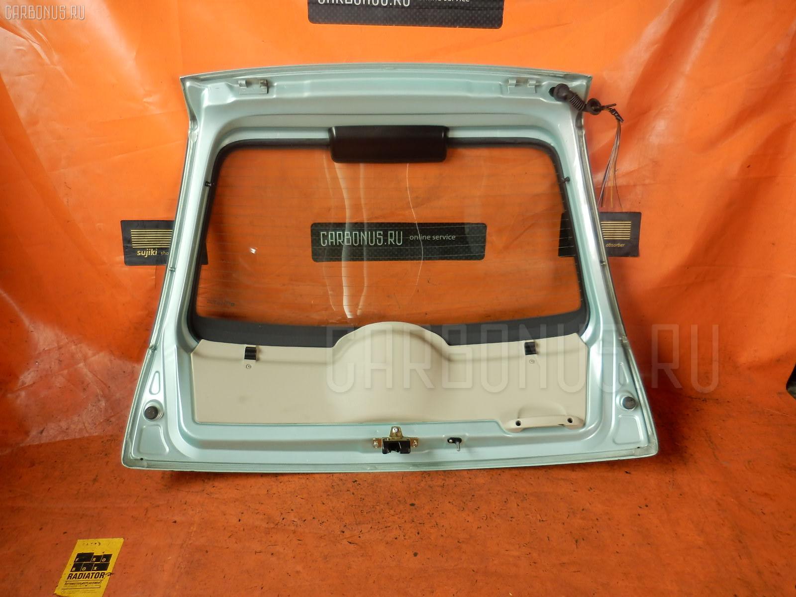 Дверь задняя 0126281, 0128419, 5162375 на Opel Corsa C F68 Фото 1