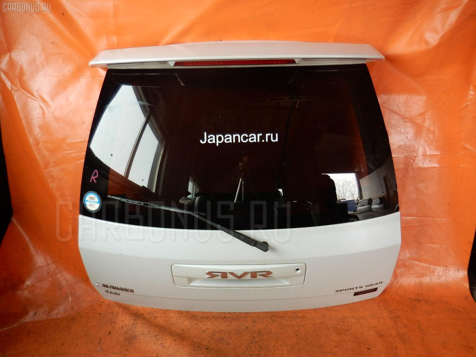 Дверь задняя MITSUBISHI RVR N74WG Фото 1