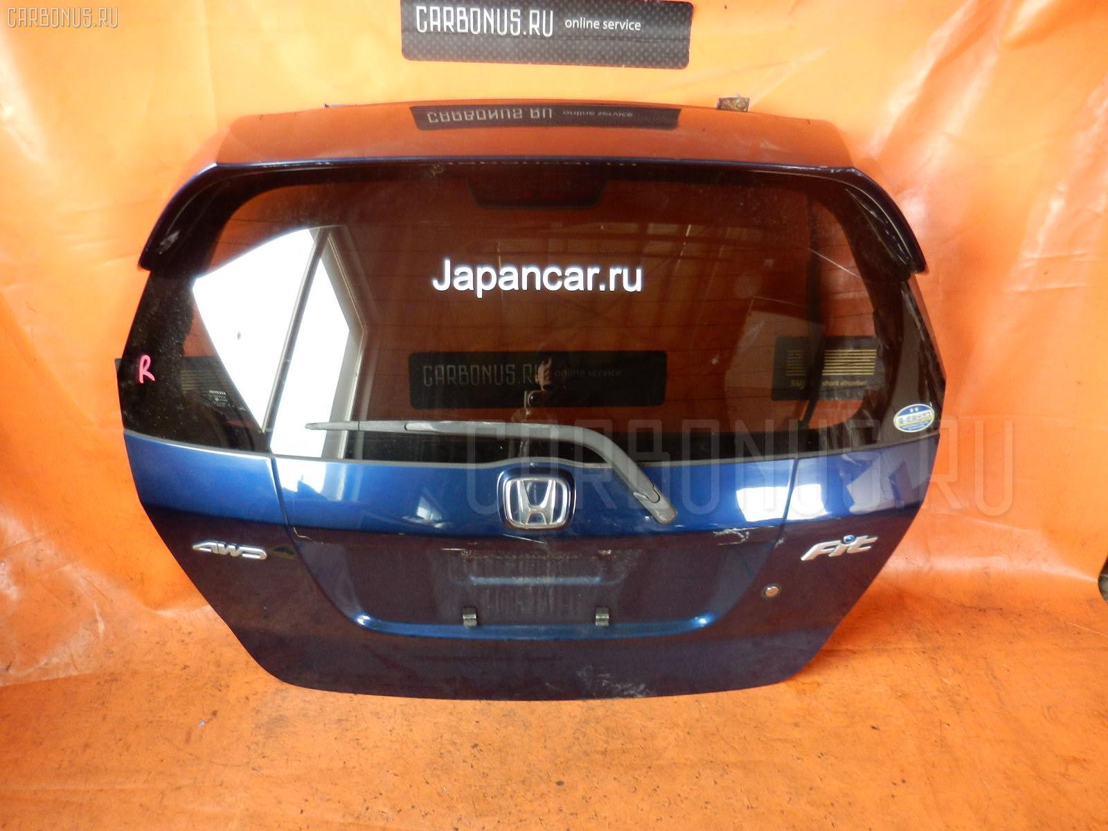 Дверь задняя Honda Fit GD2 Фото 1