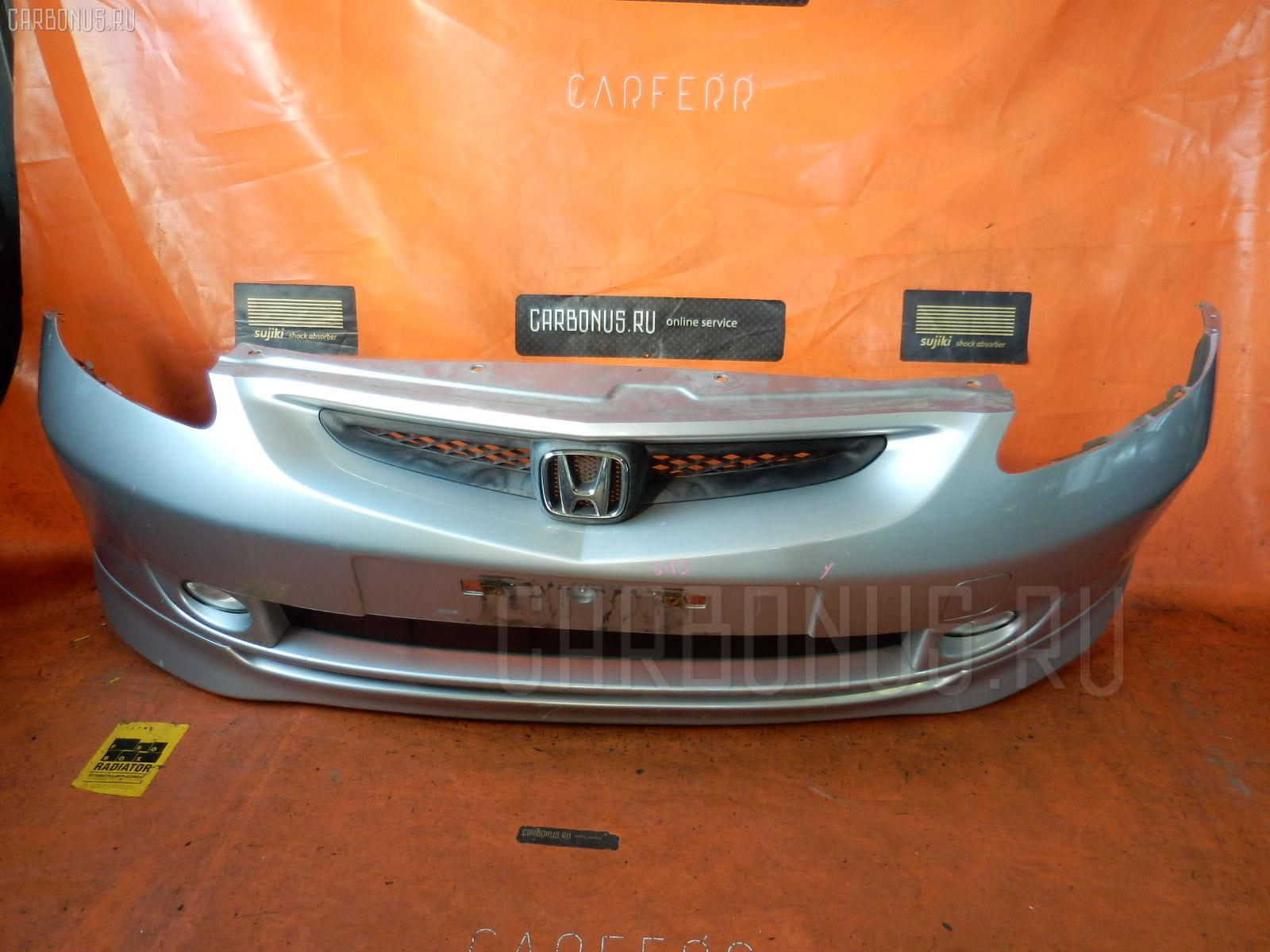 Бампер HONDA FIT GD2. Фото 6