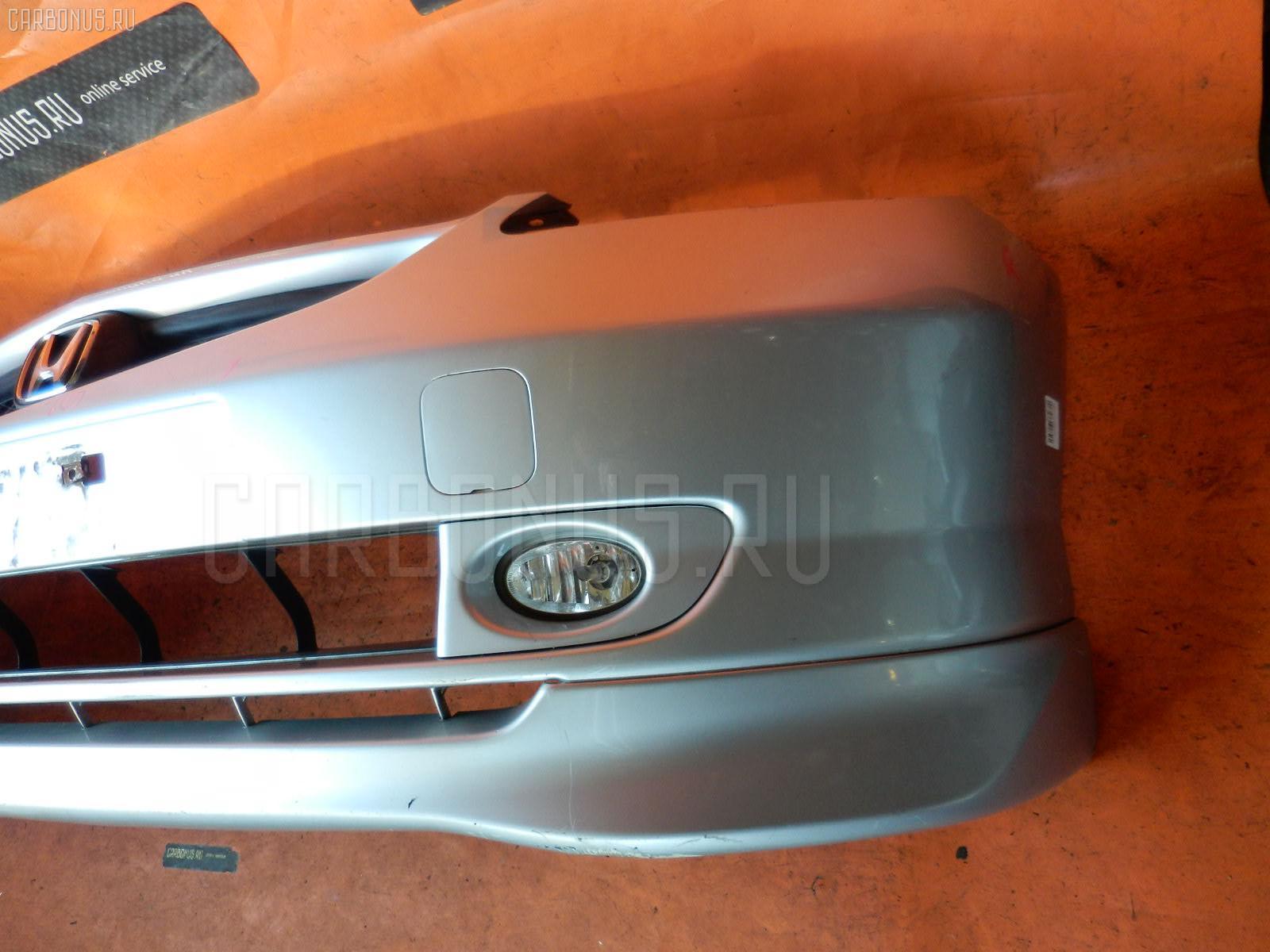 Бампер HONDA FIT GD2. Фото 8