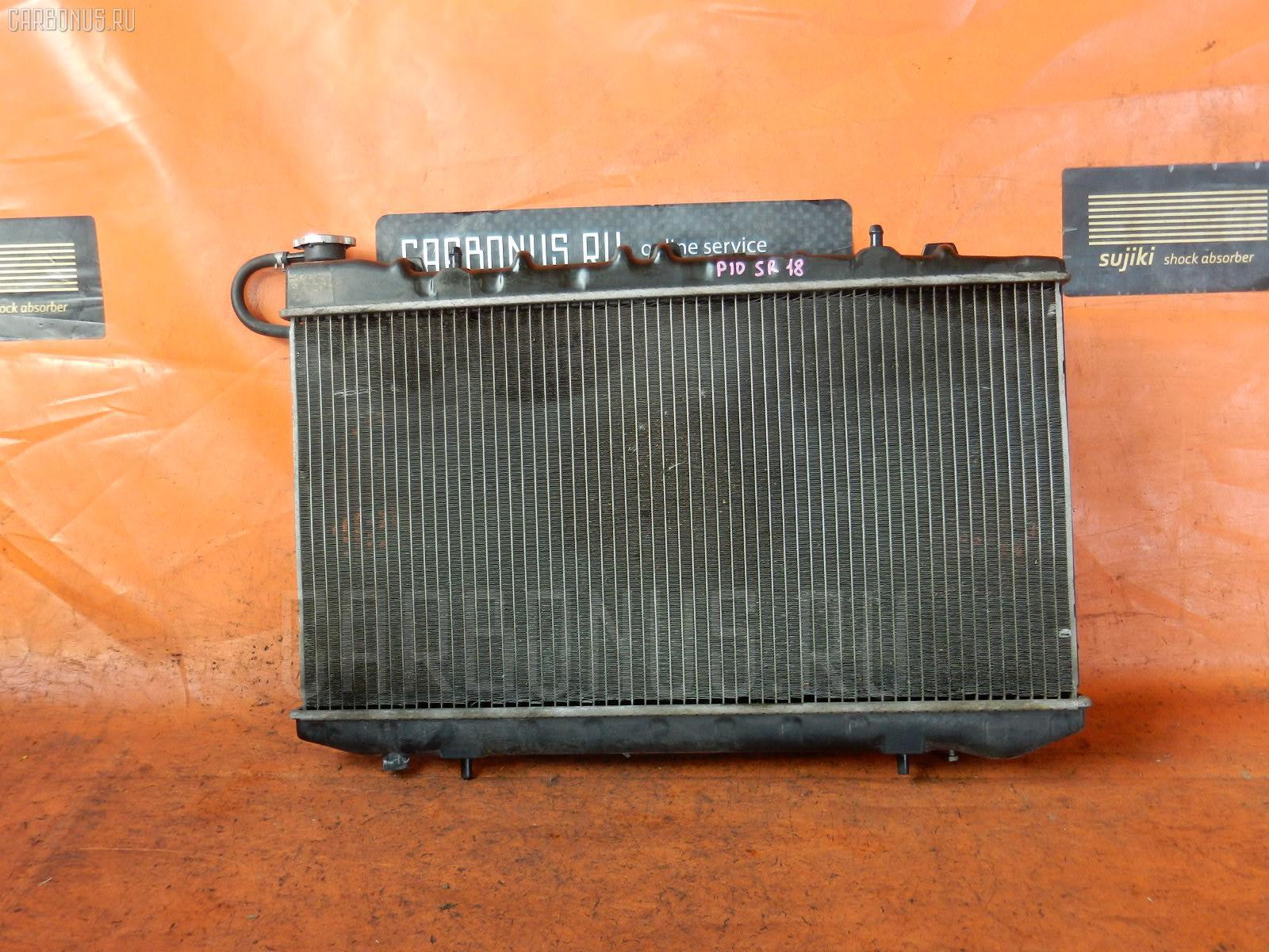 Радиатор ДВС NISSAN PRIMERA P10 SR18DE. Фото 4