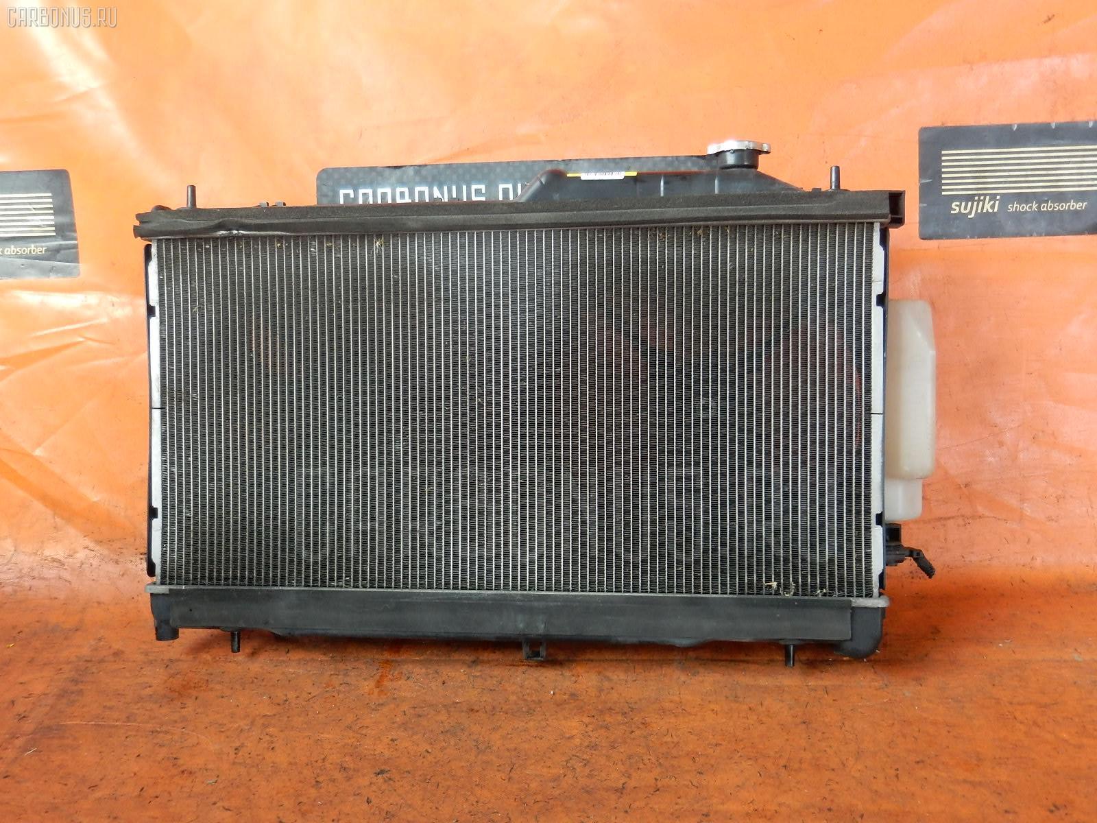 Радиатор ДВС SUBARU LEGACY BL5 EJ20. Фото 3