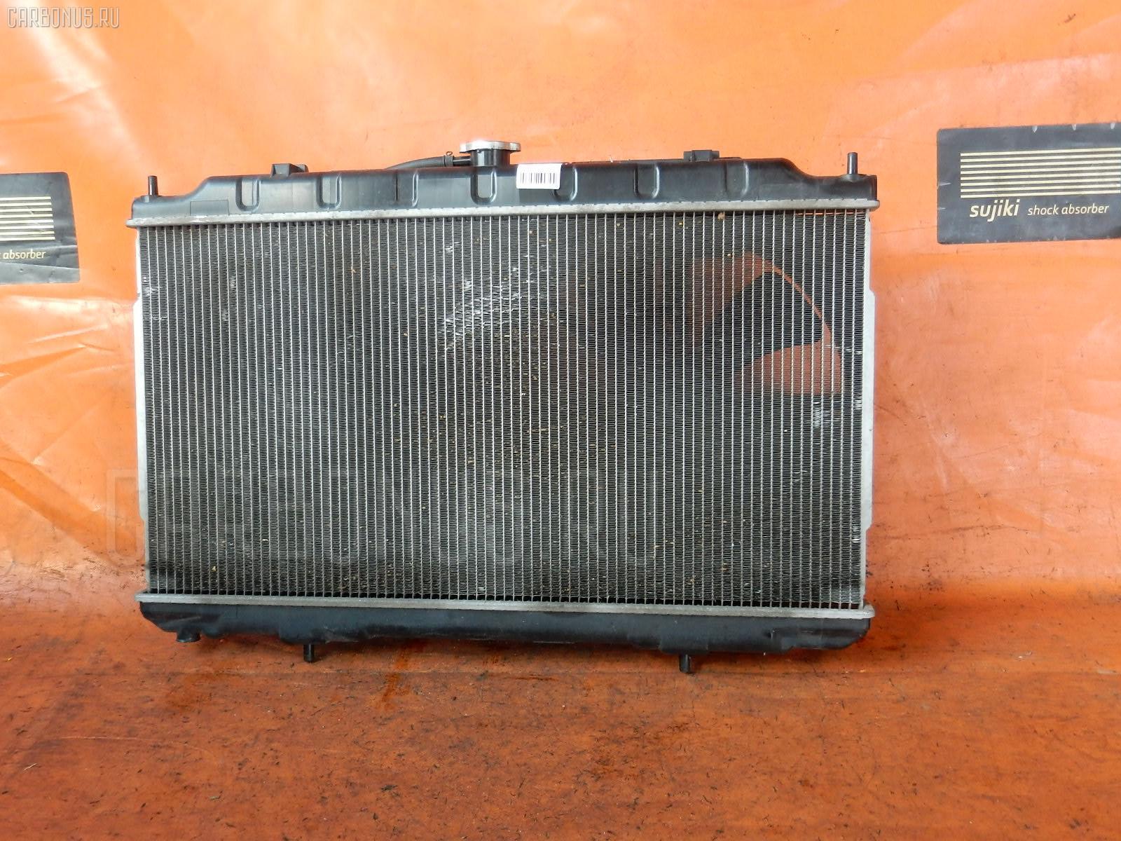 Радиатор ДВС NISSAN AD VHNY11 QG18DE. Фото 1