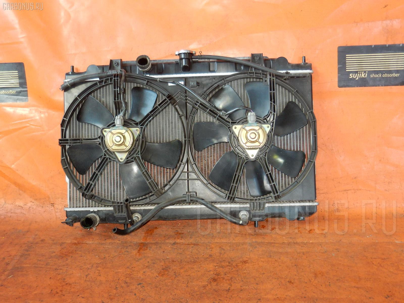 Радиатор ДВС NISSAN AD VHNY11 QG18DE. Фото 2