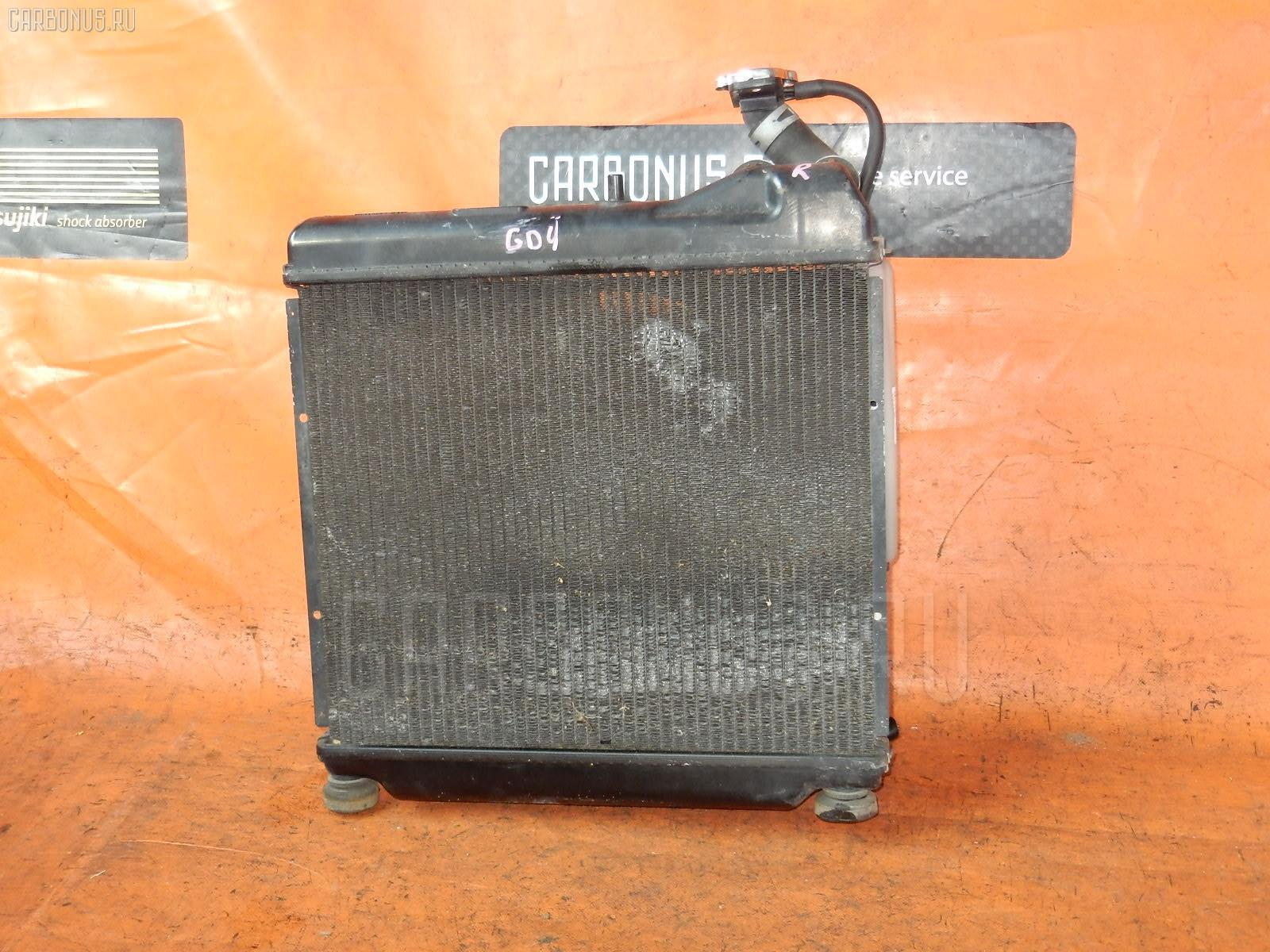 Радиатор ДВС HONDA FIT GD4 L15A. Фото 2