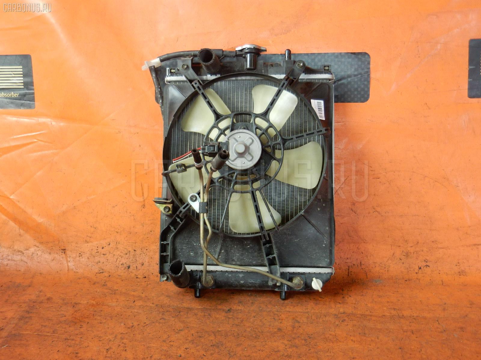 Радиатор ДВС TOYOTA DUET M110A EJ-DE. Фото 1
