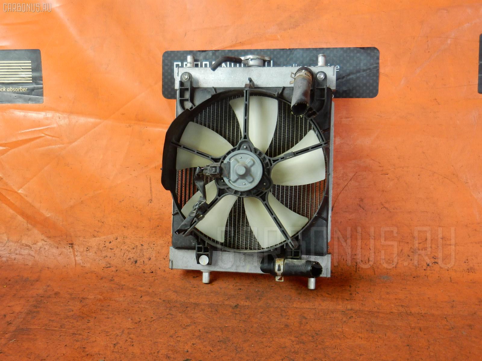 Радиатор ДВС SUZUKI EVERY DA65T K6A Фото 3