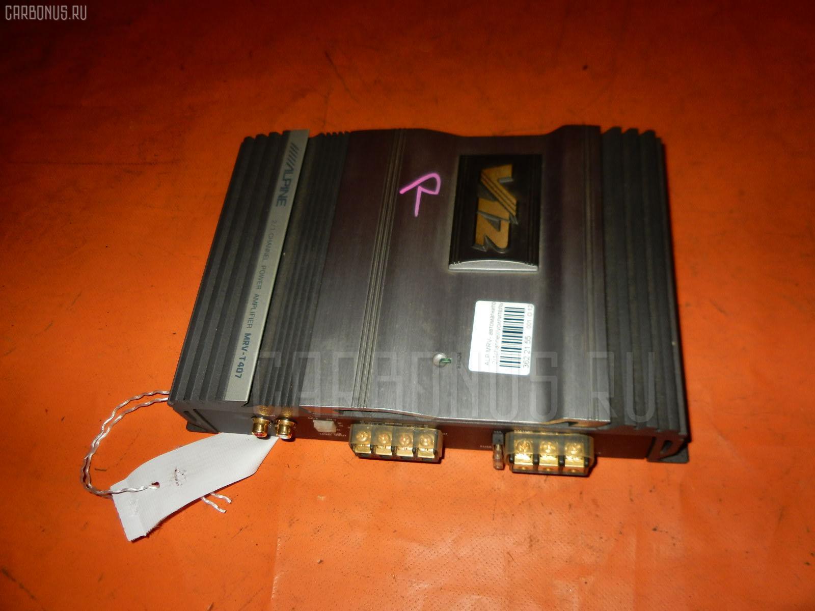 Автомагнитофон MRV-T407. Фото 2