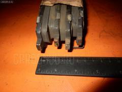 Тормозные колодки Subaru Legacy wagon BH5 EJ20 Фото 1